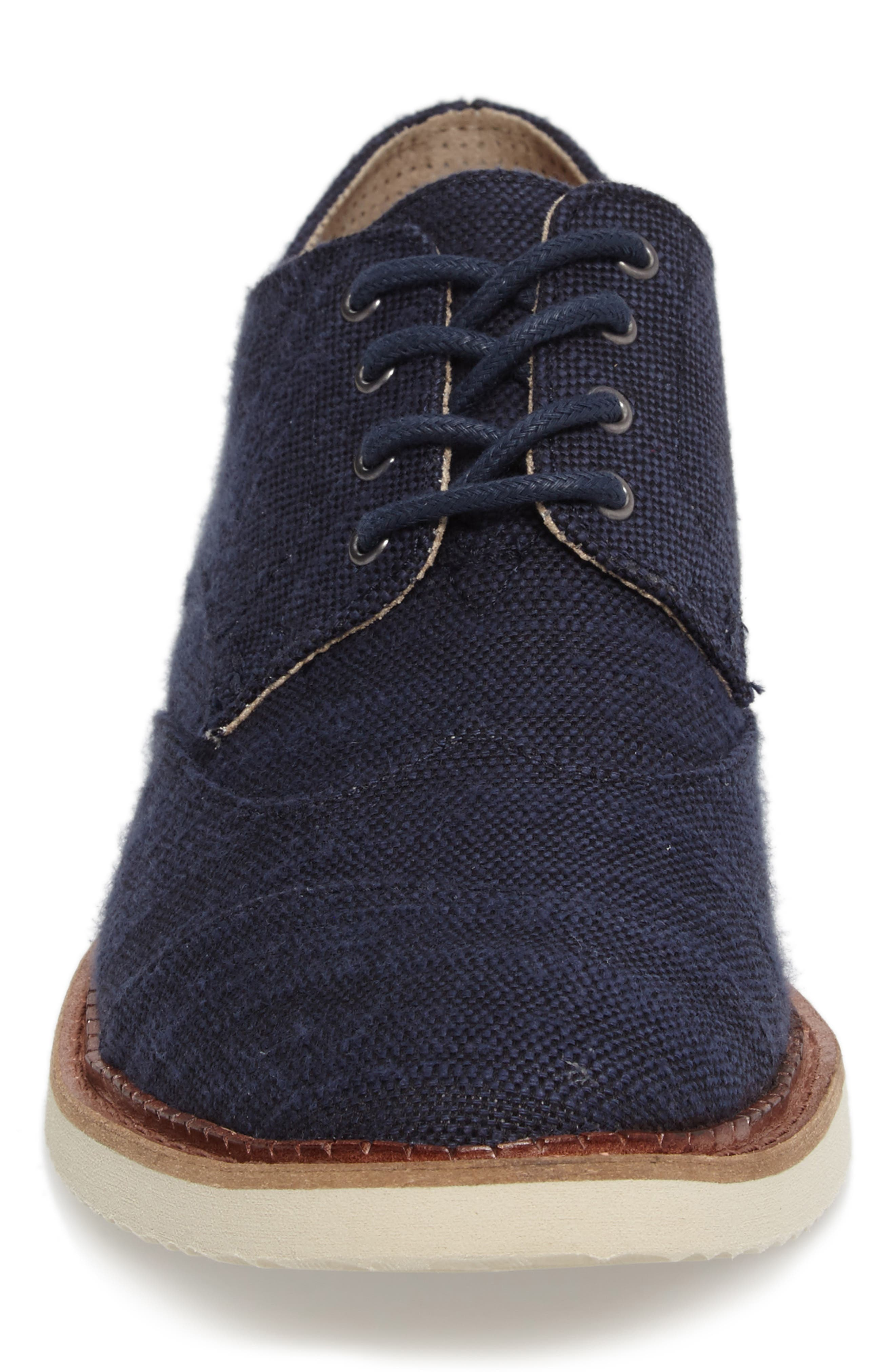 'Classic Brogue' Cotton Twill Derby,                             Alternate thumbnail 58, color,