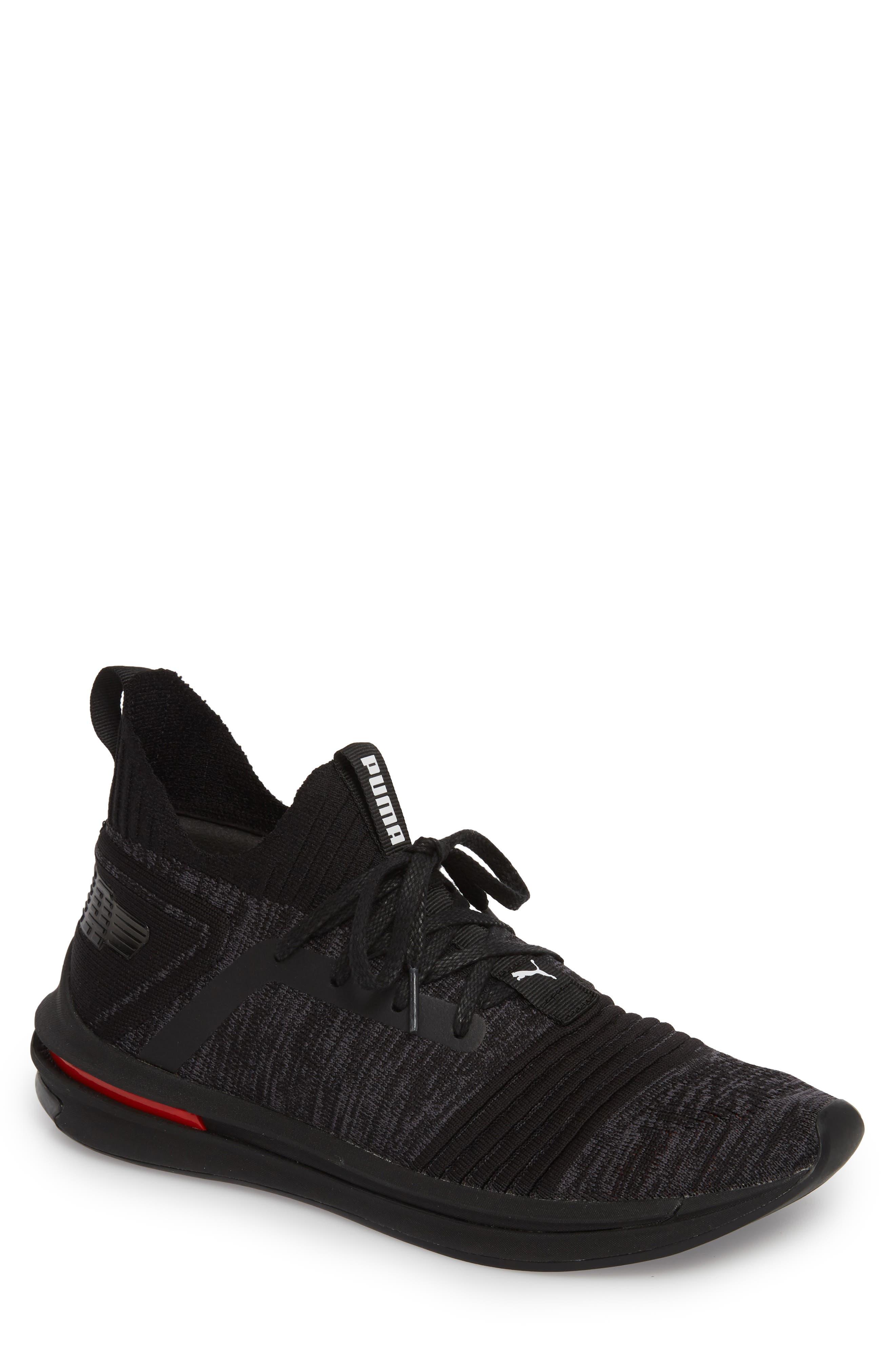 IGNITE Limitless SR evoKNIT Sneaker,                             Main thumbnail 1, color,                             001