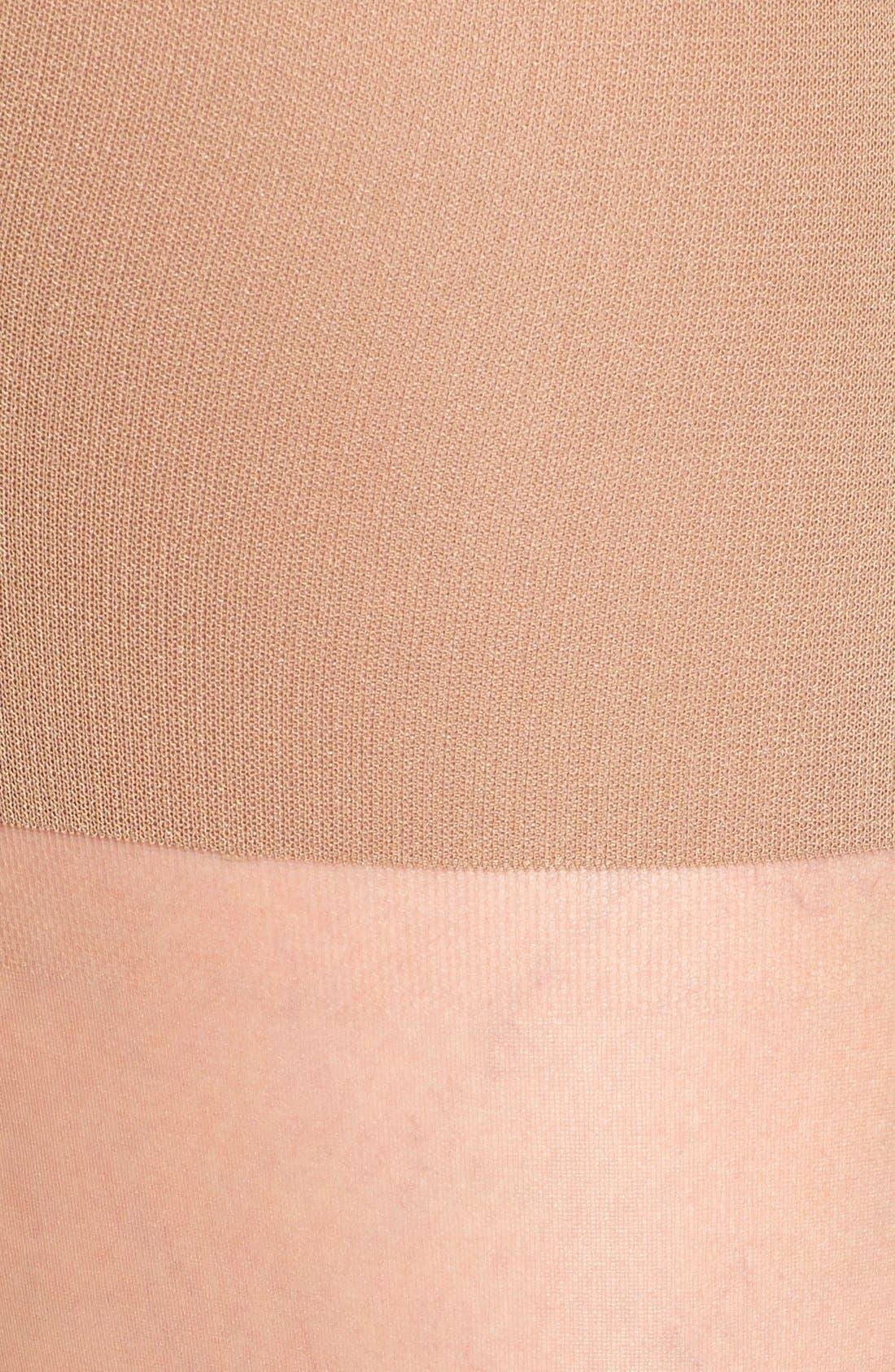Luxe Leg Pantyhose,                             Alternate thumbnail 2, color,                             NUDE 4
