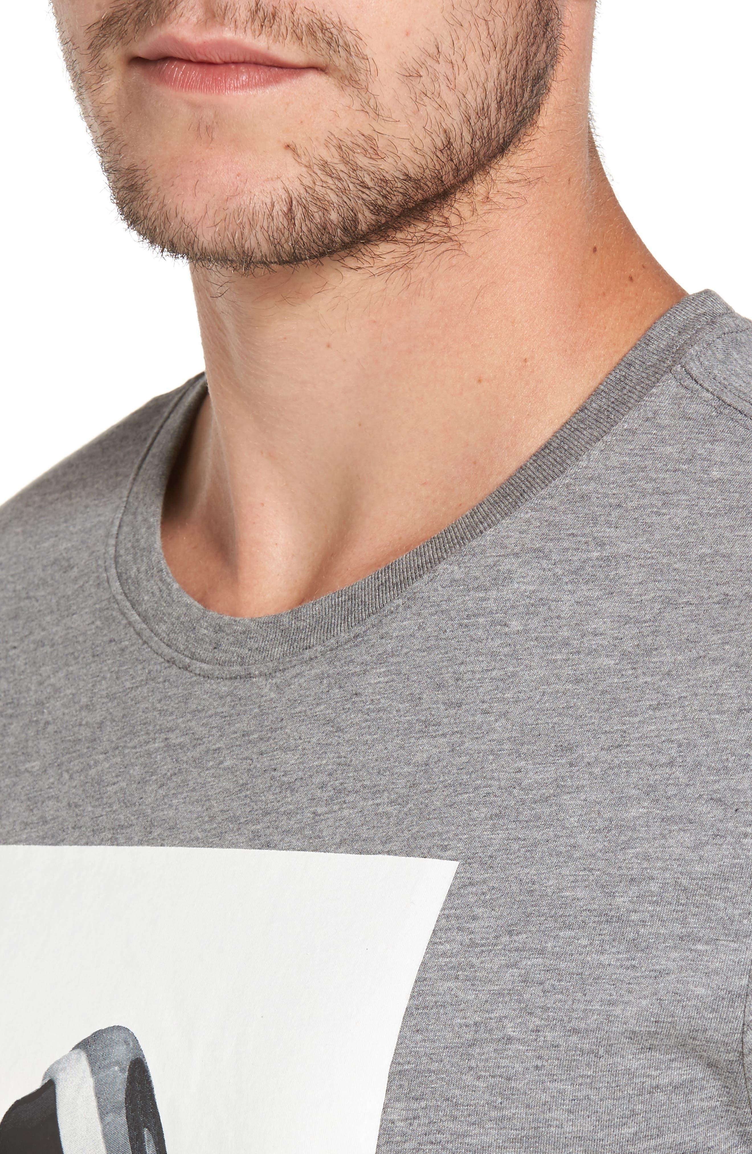 Sportswear AJ11 CNXN Graphic T-Shirt,                             Alternate thumbnail 8, color,