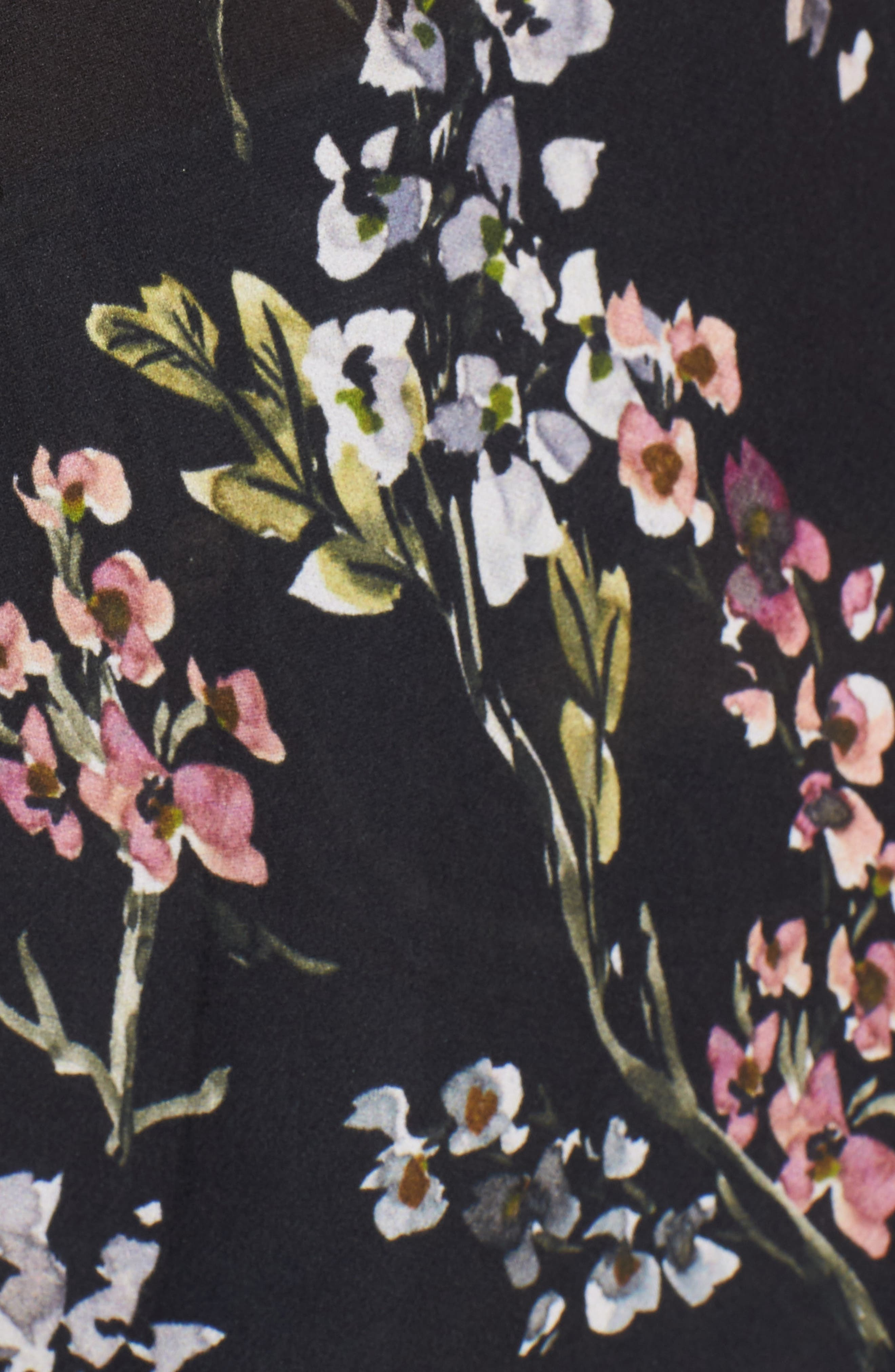 Connery Silk Blouse,                             Alternate thumbnail 9, color,
