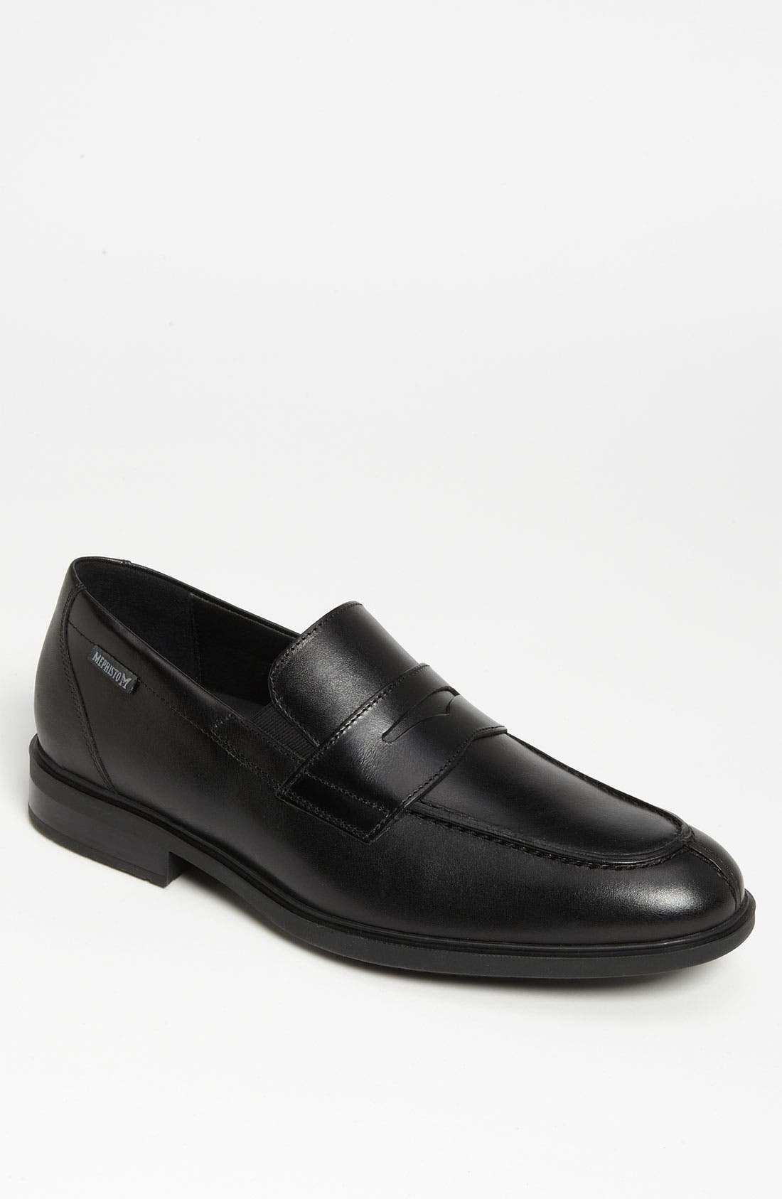 Fortino Loafer,                         Main,                         color, 001