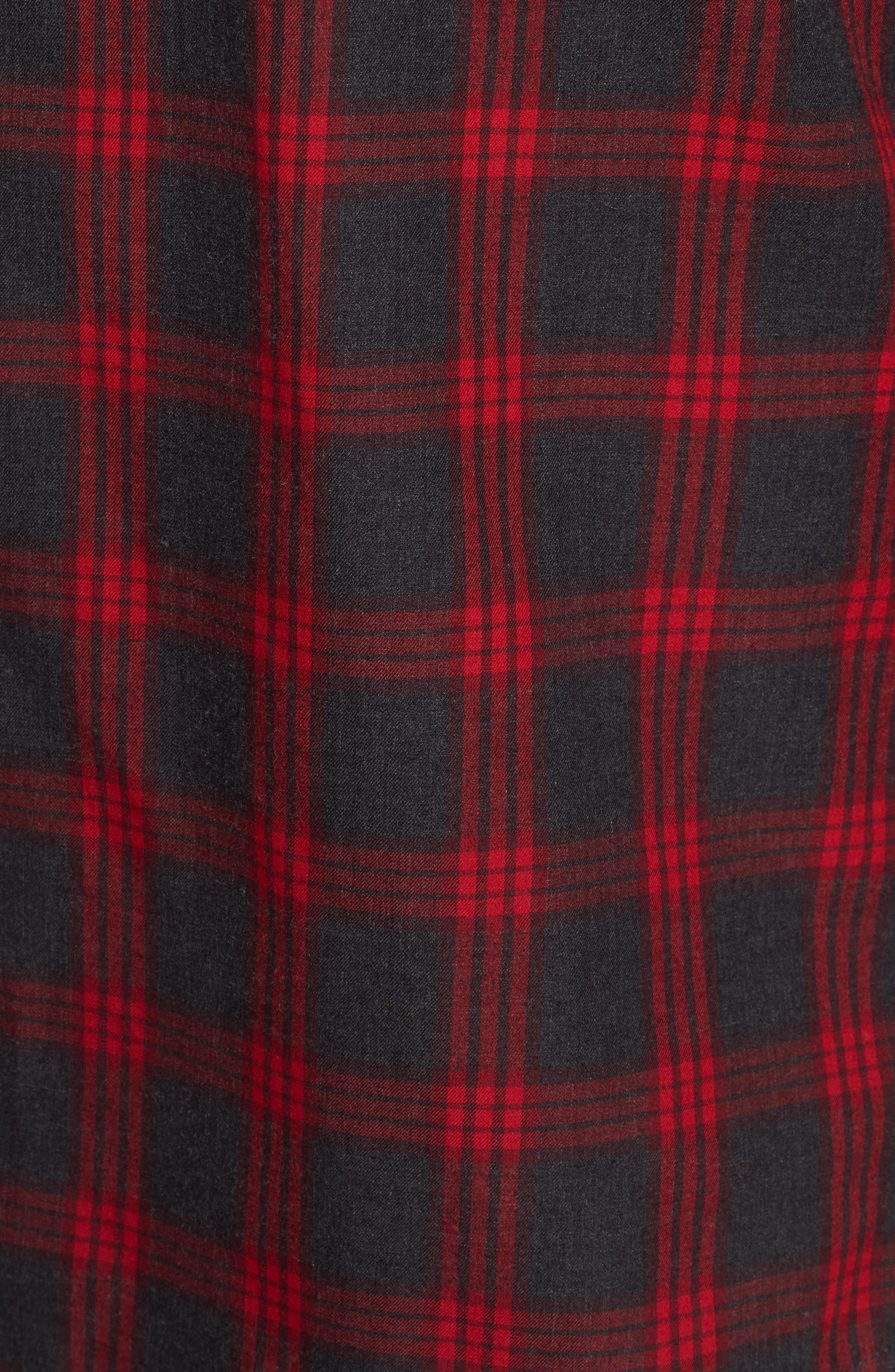 Rose Golden Woven Shirt,                             Alternate thumbnail 5, color,                             600