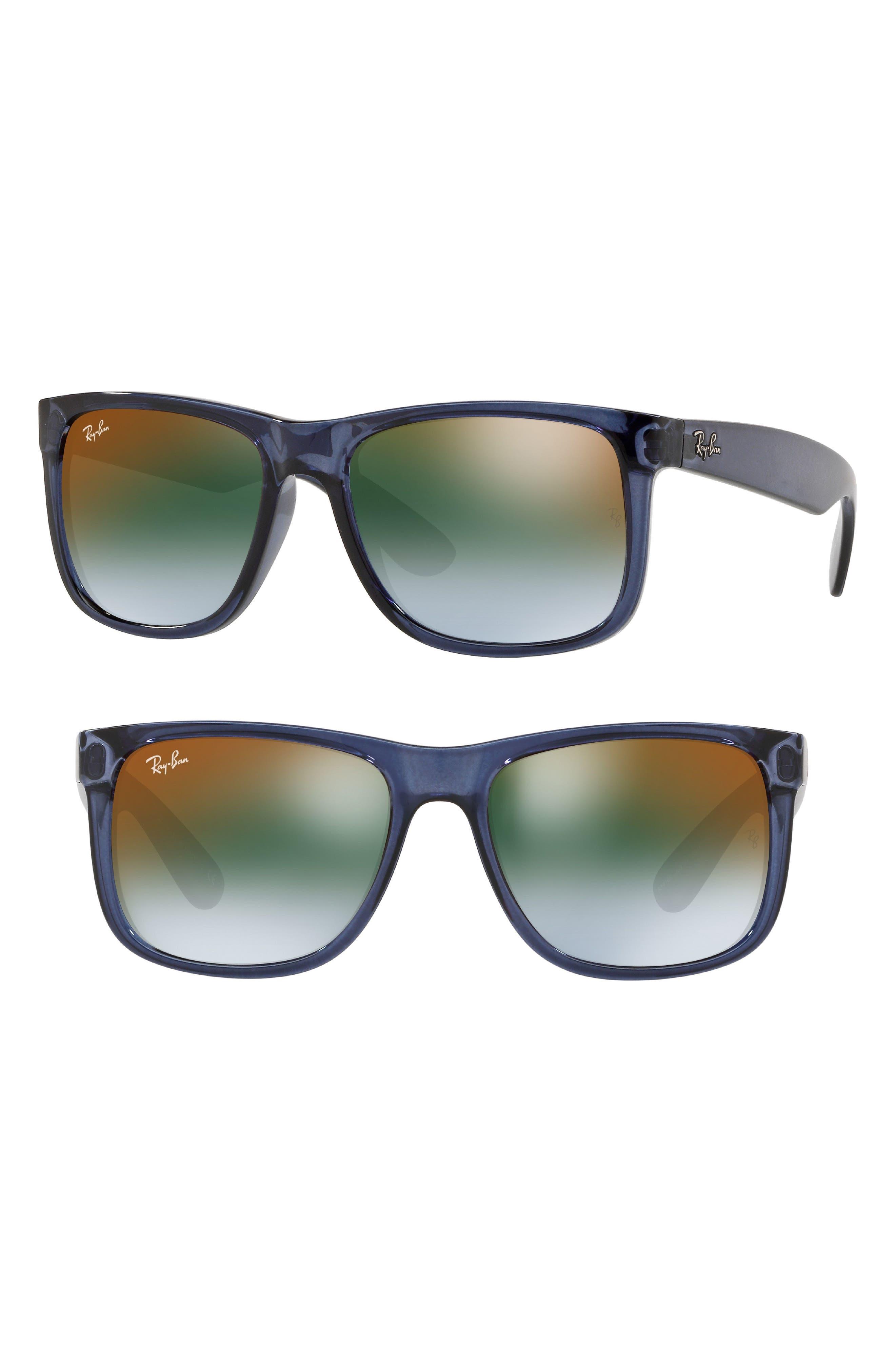 Justin 54mm Sunglasses,                             Main thumbnail 3, color,