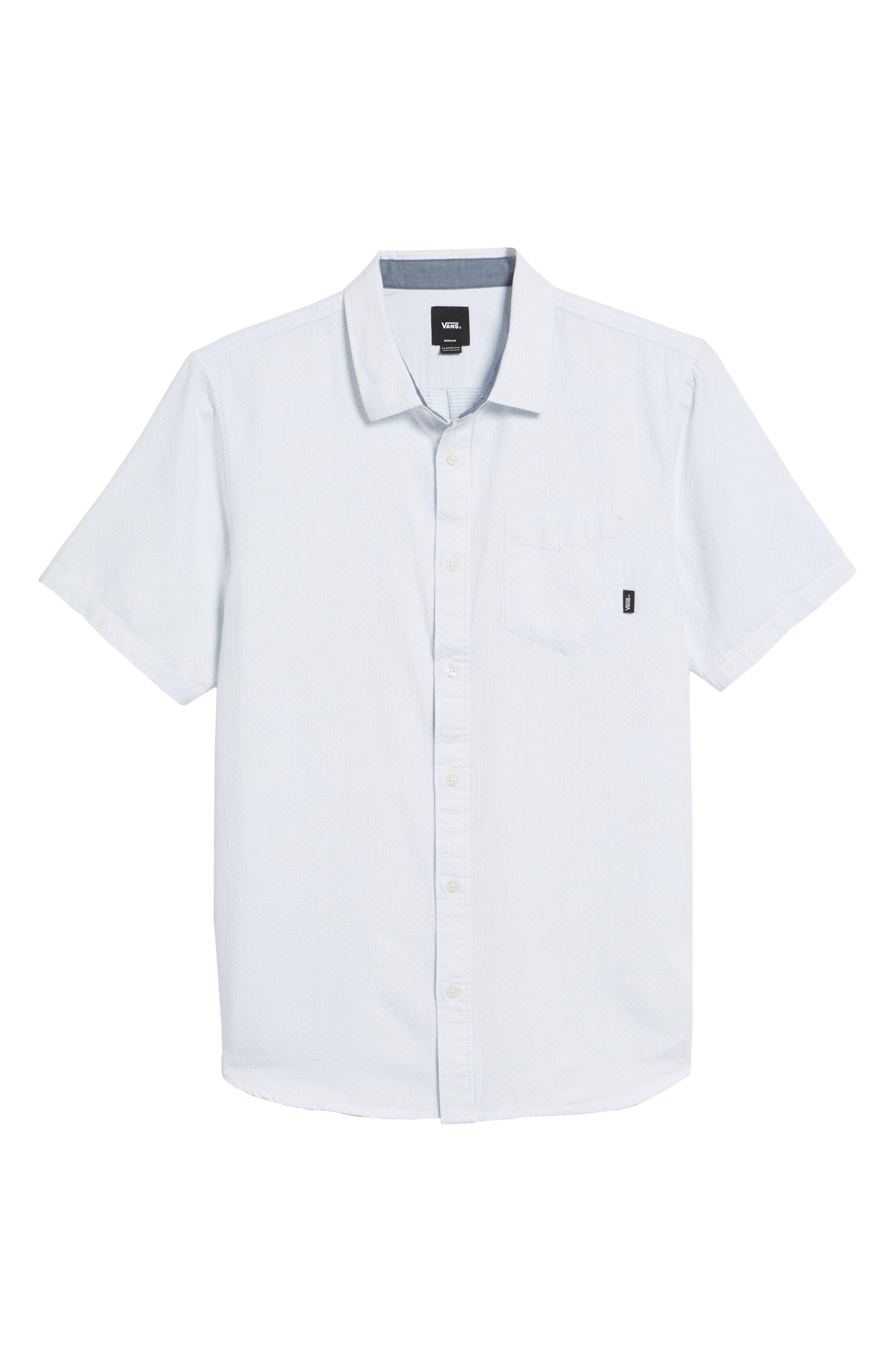 Fairdale Woven Shirt,                             Alternate thumbnail 6, color,