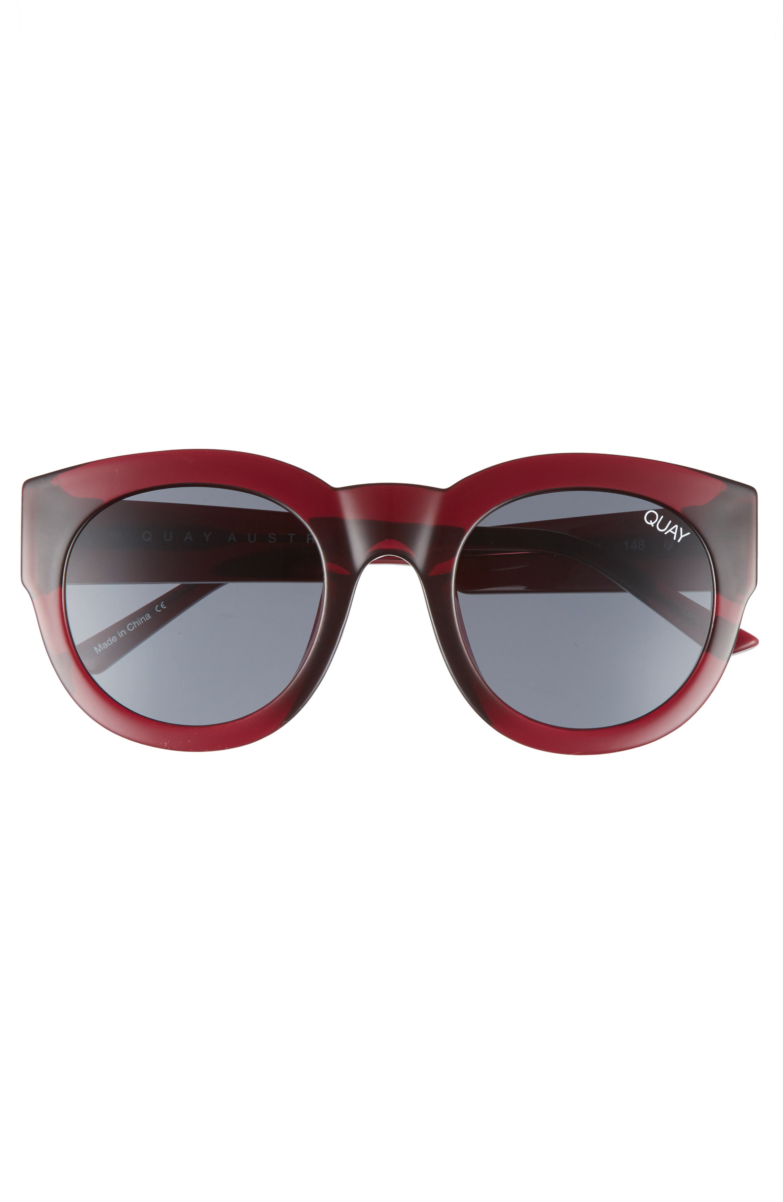 If Only 50mm Round Sunglasses,                             Alternate thumbnail 9, color,