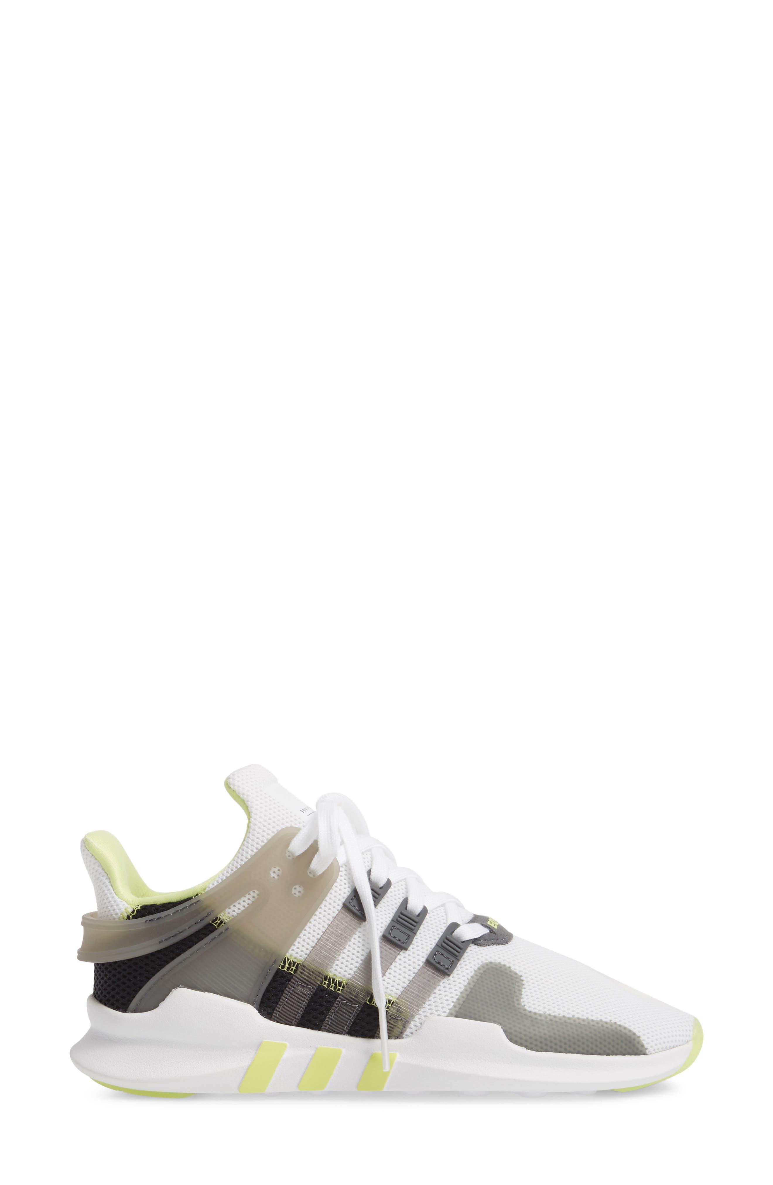 EQT Support Adv Sneaker,                             Alternate thumbnail 3, color,                             020
