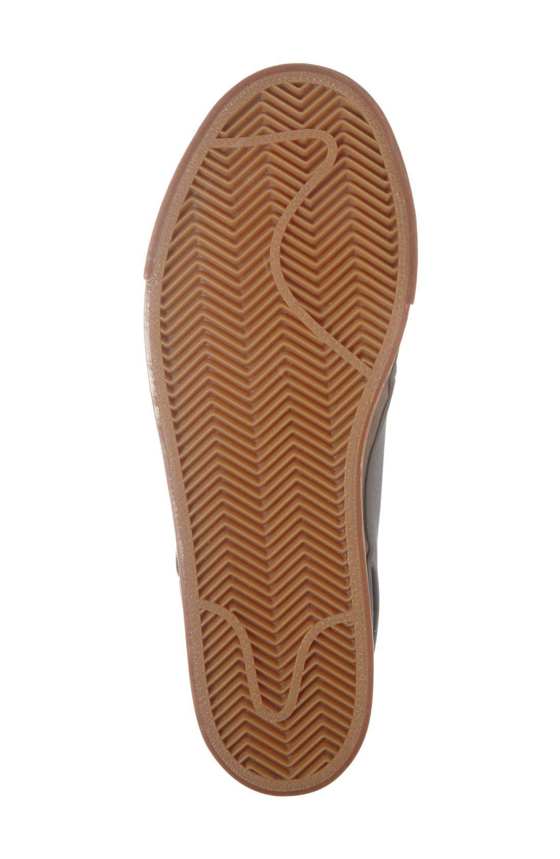Zoom - Stefan Janoski SB Canvas Skate Shoe,                             Alternate thumbnail 153, color,