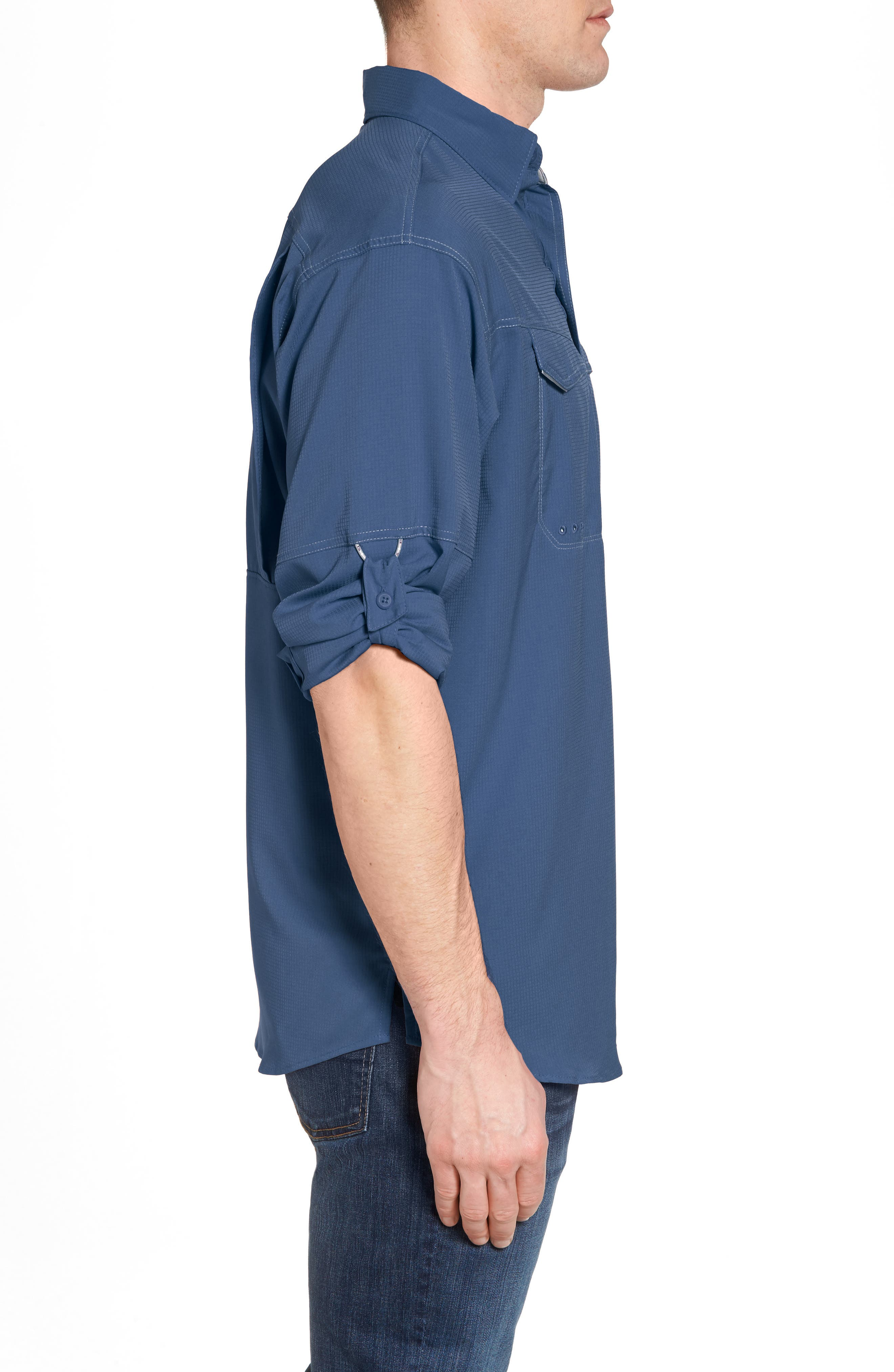 Low Drag Offshore Woven Shirt,                             Alternate thumbnail 26, color,