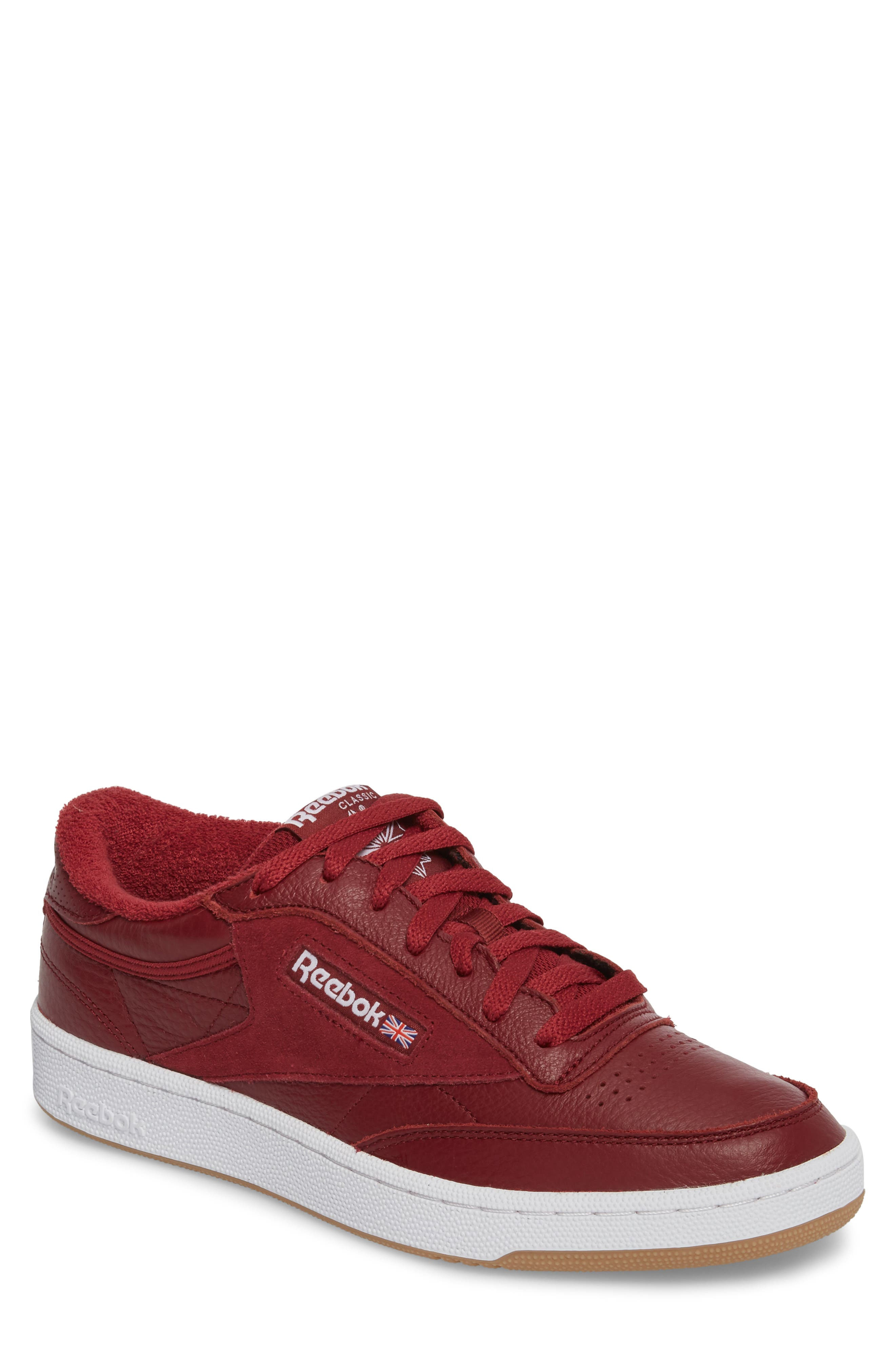 Club C 85 ESTL Sneaker,                             Main thumbnail 2, color,