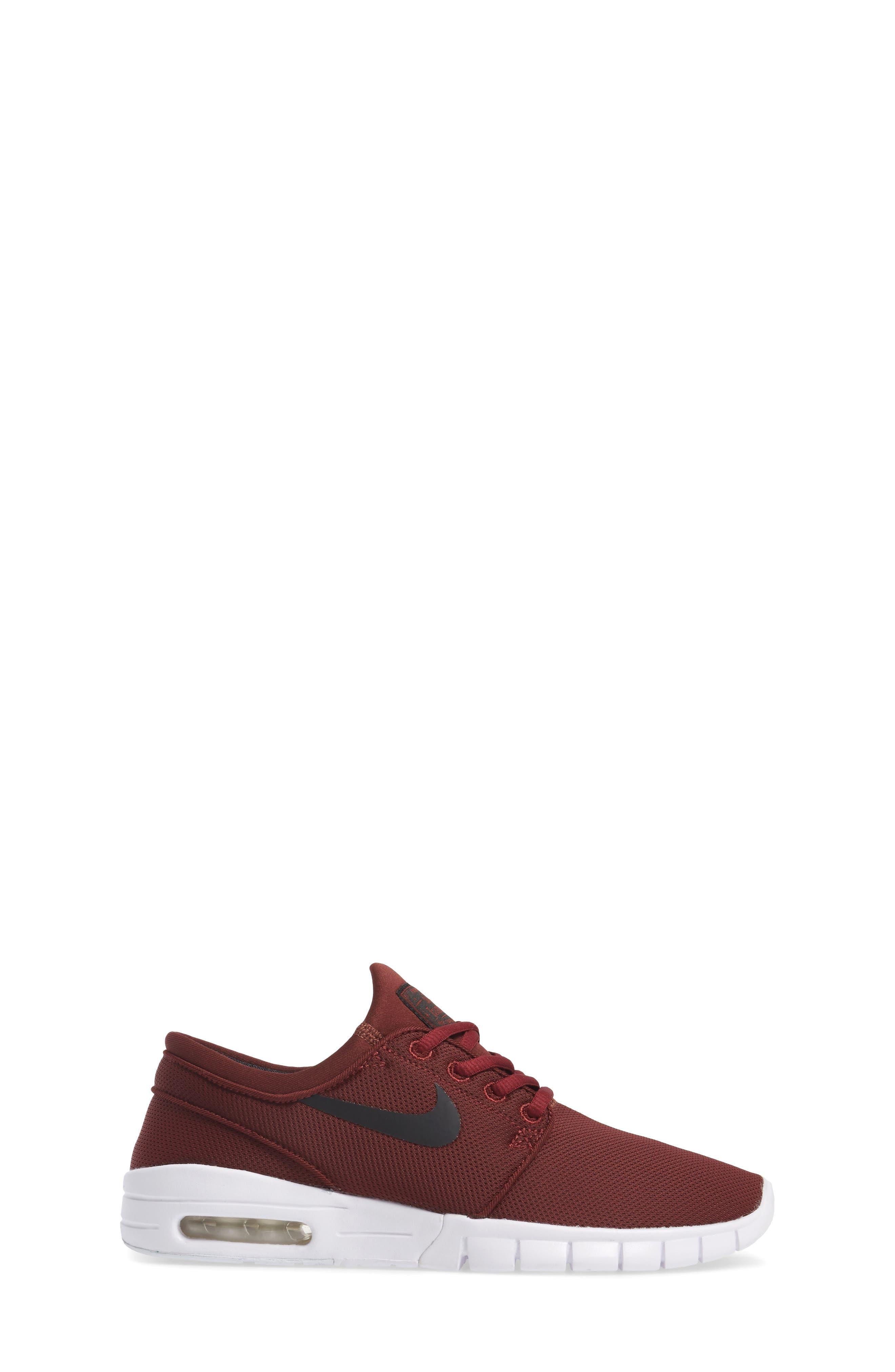 Stefan Janoski Max SB Skate Sneaker,                             Alternate thumbnail 27, color,