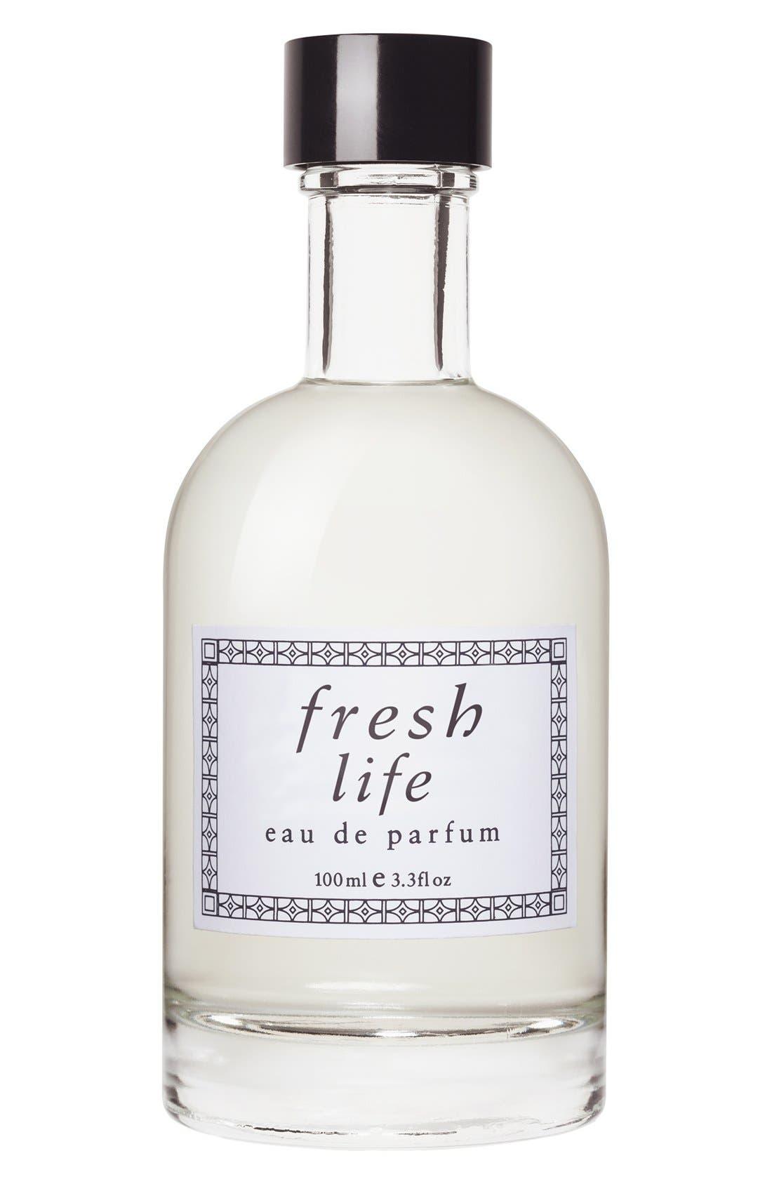 Life Eau de Parfum,                         Main,                         color, NO COLOR