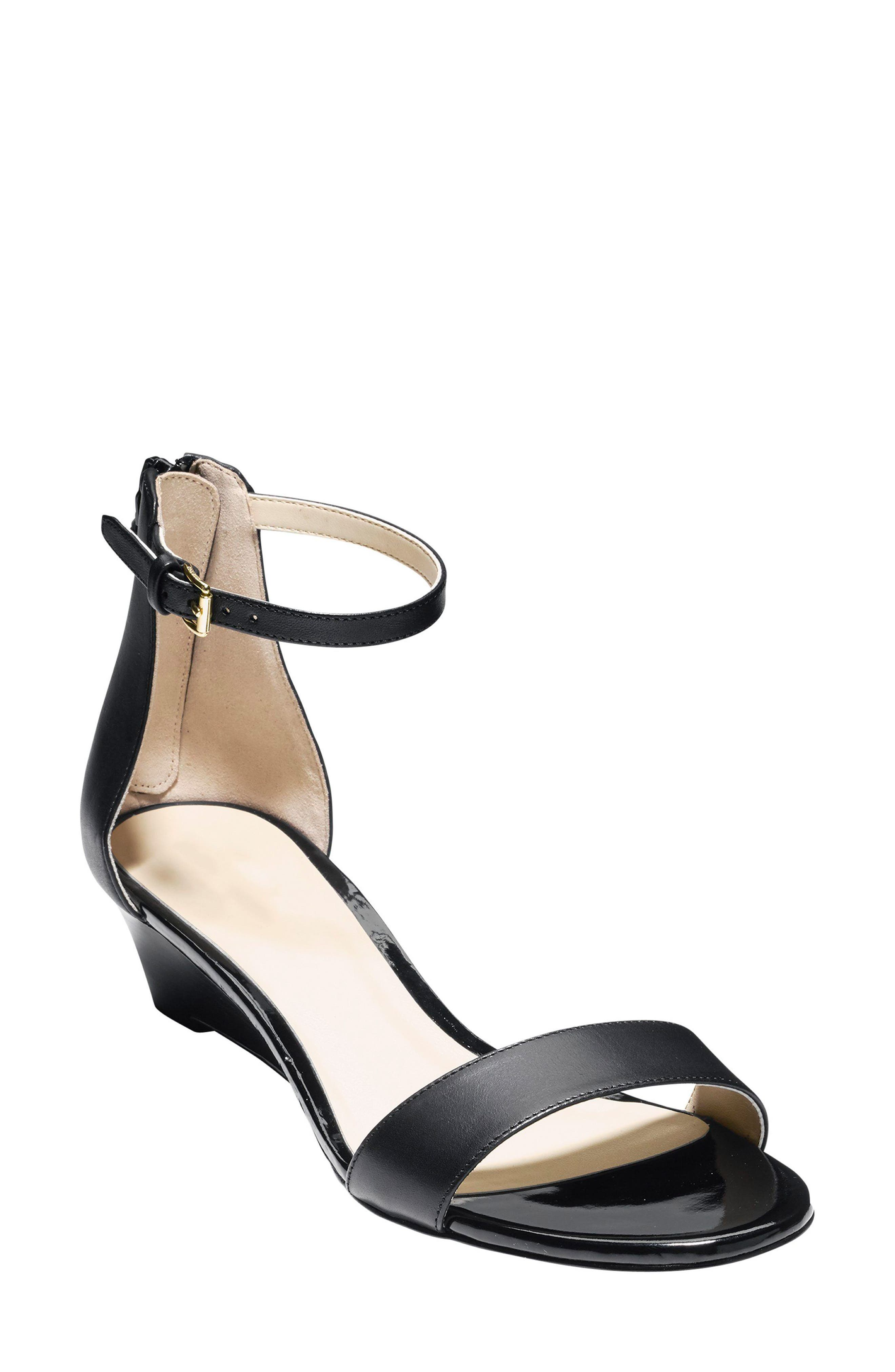 COLE HAAN Adderly Sandal, Main, color, 001