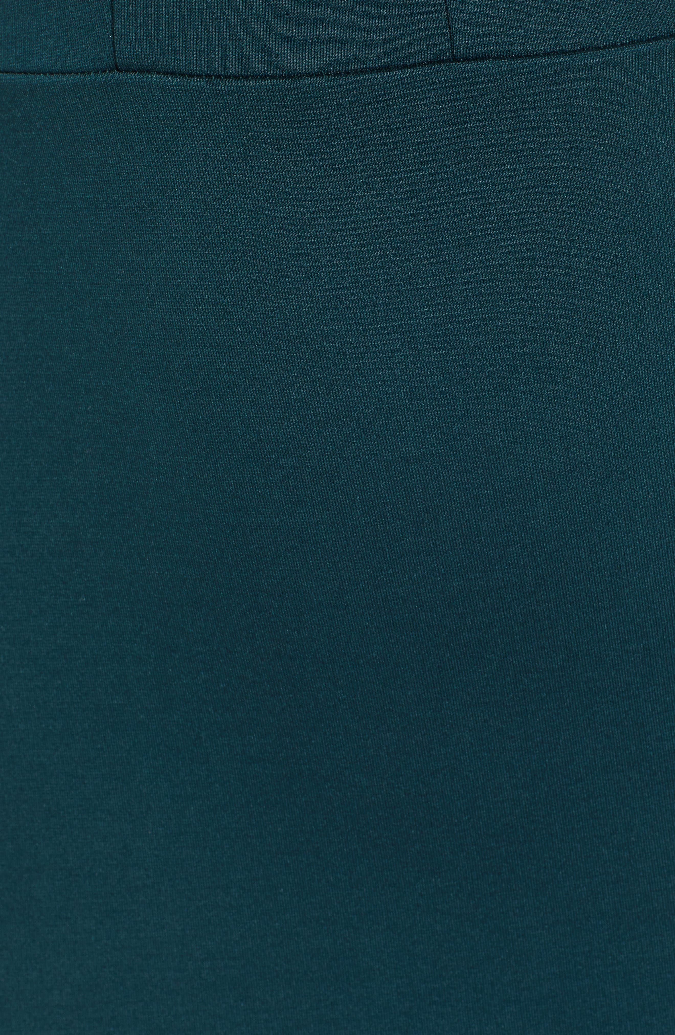 Body-Con Dress,                             Alternate thumbnail 6, color,                             GREEN BUG