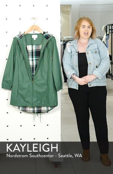 Hooded Rain Jacket, sales video thumbnail