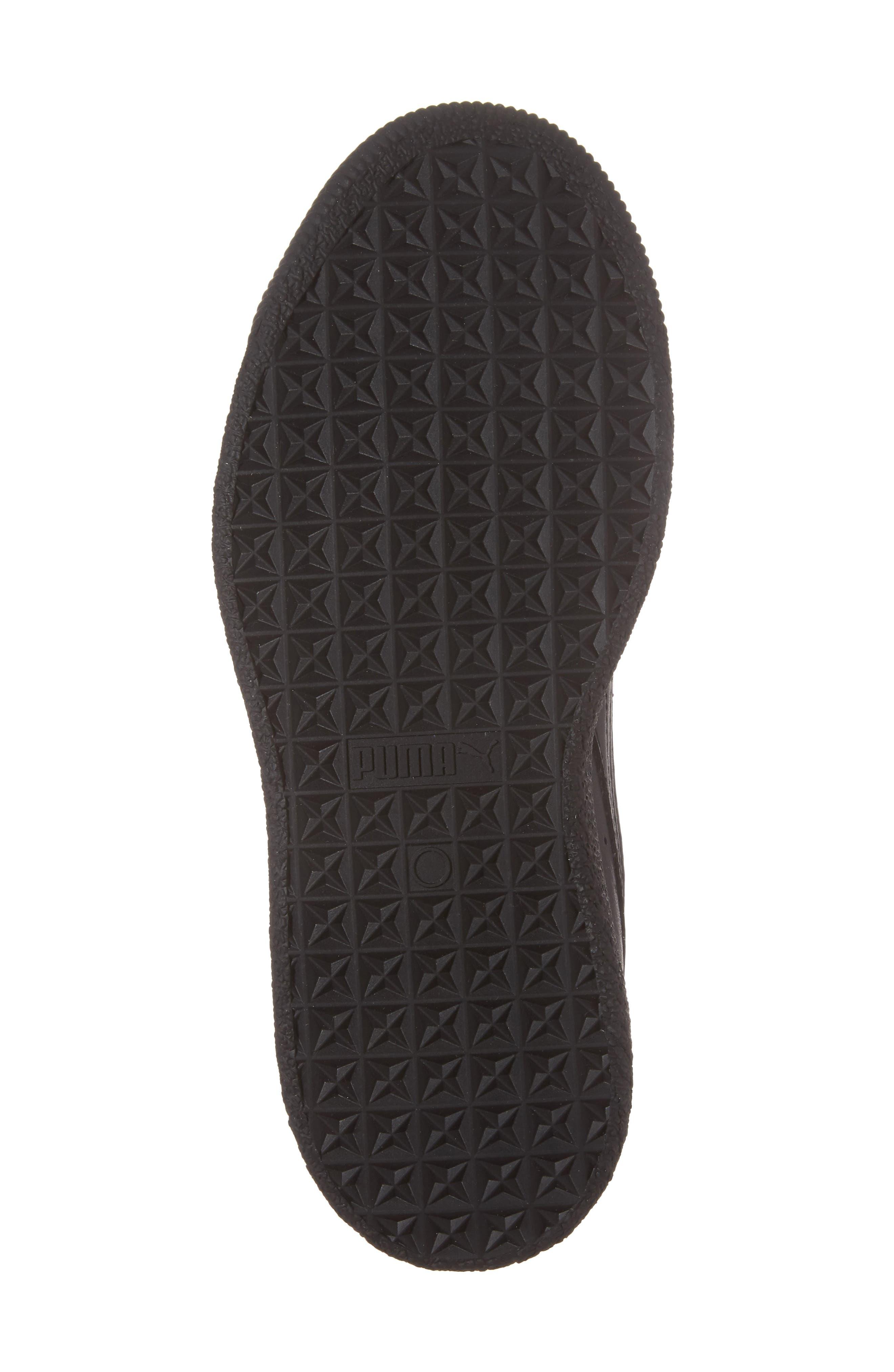 Clyde Core Foil Sneaker,                             Alternate thumbnail 32, color,