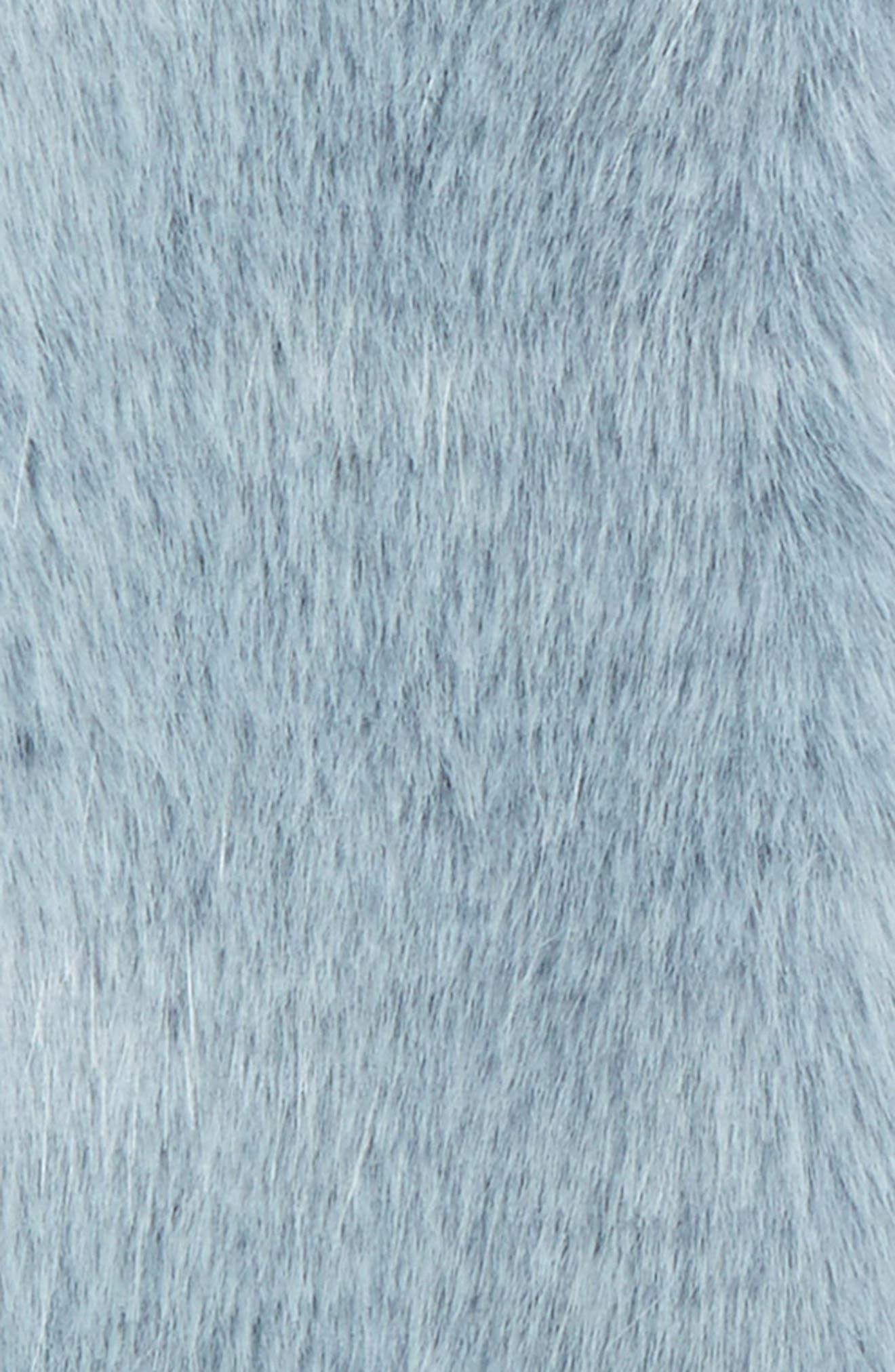 Faux Fur Vest,                             Alternate thumbnail 2, color,                             452
