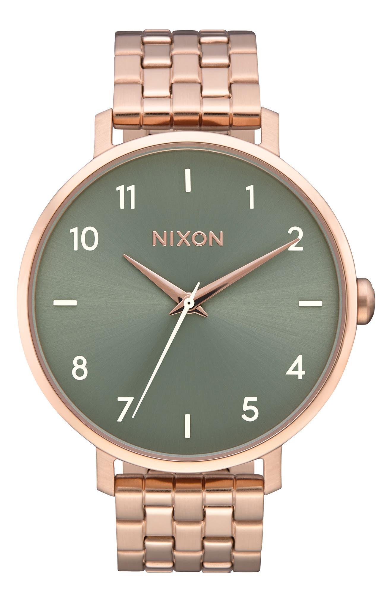 The Arrow Bracelet Watch, 38mm,                             Main thumbnail 8, color,