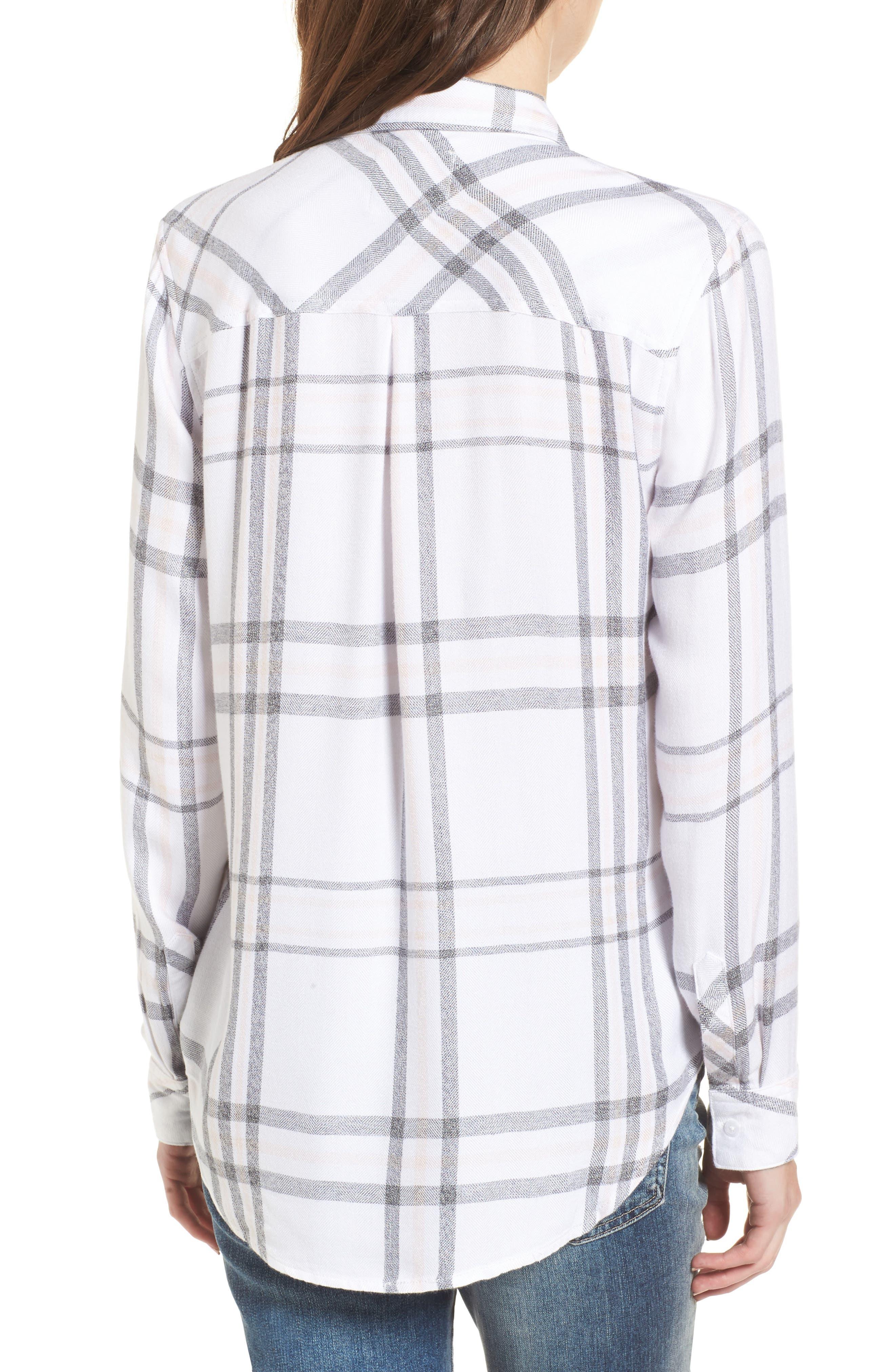 Hunter Plaid Shirt,                             Alternate thumbnail 165, color,