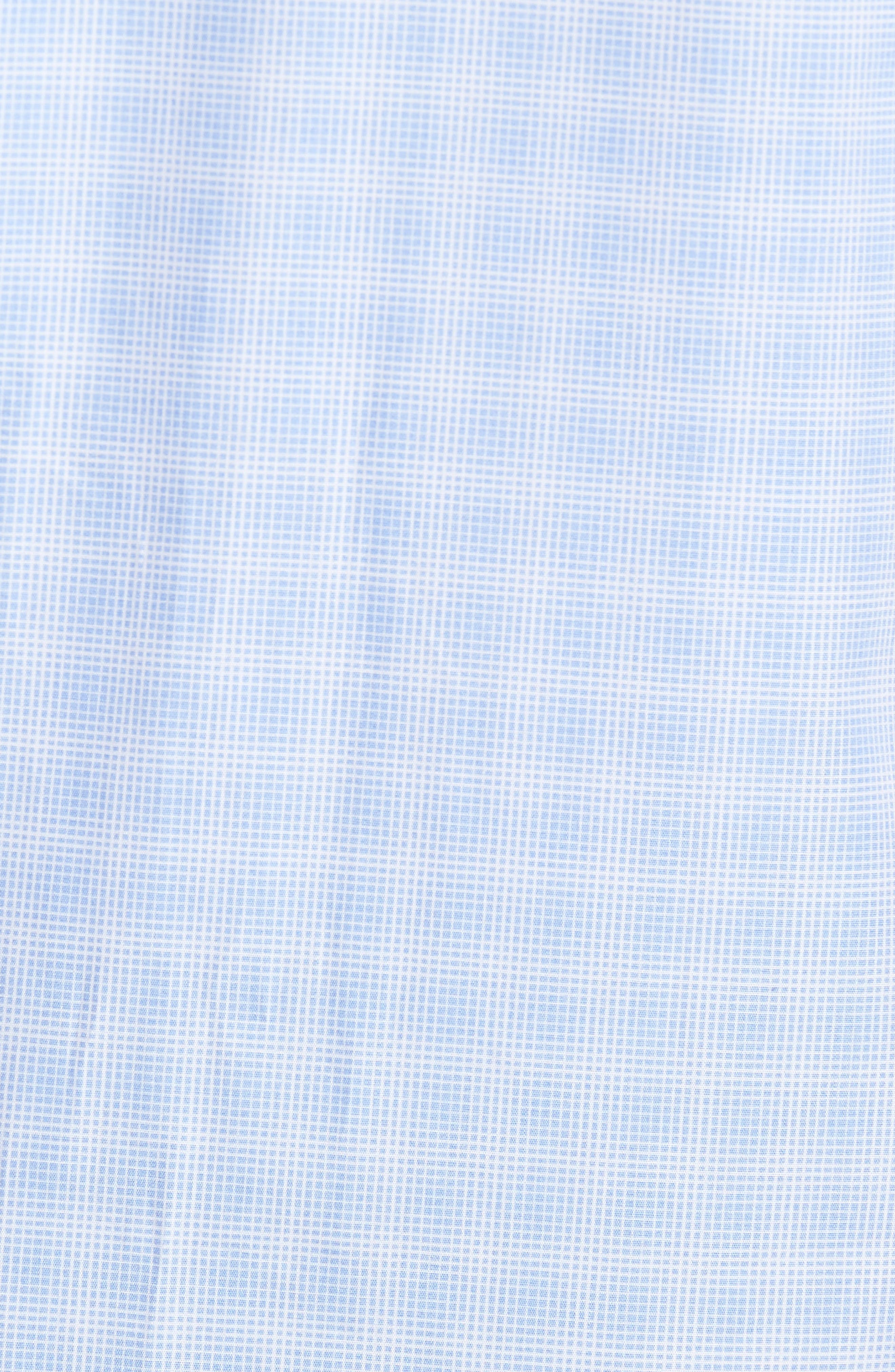 Cecil Check Print Sport Shirt,                             Alternate thumbnail 5, color,                             450