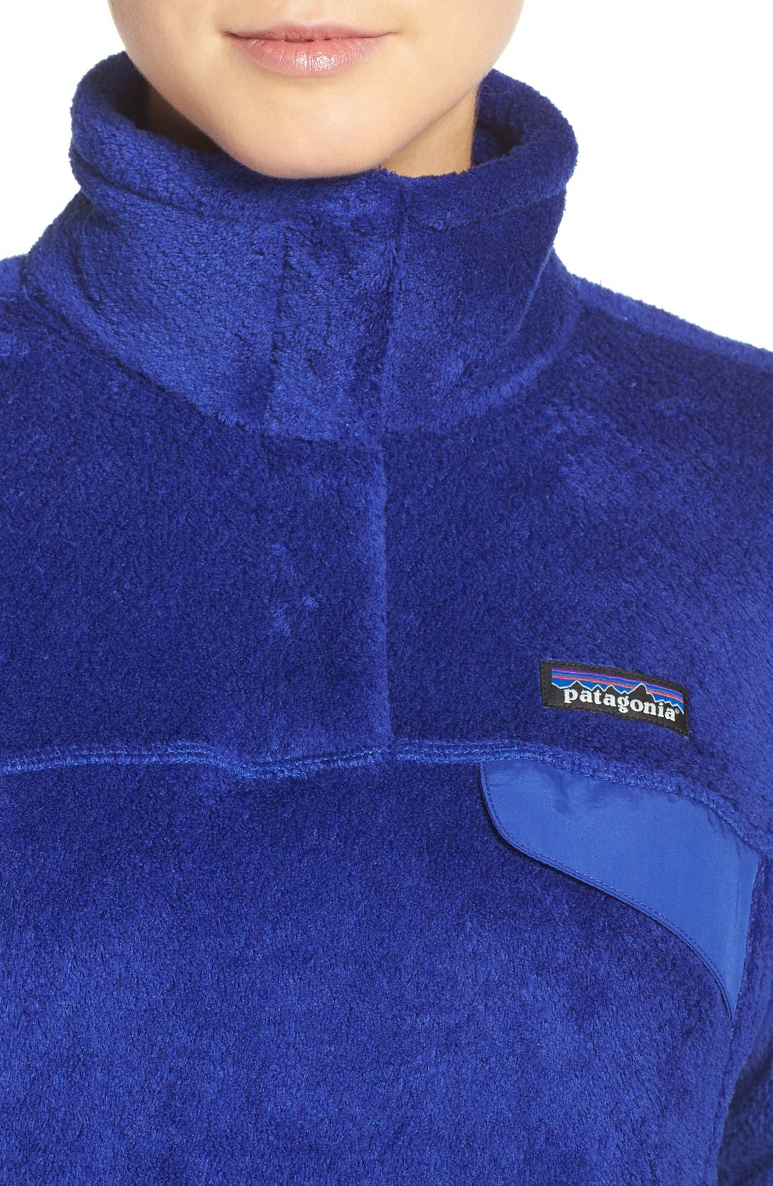 Re-Tool Snap-T<sup>®</sup> Fleece Pullover,                             Alternate thumbnail 152, color,