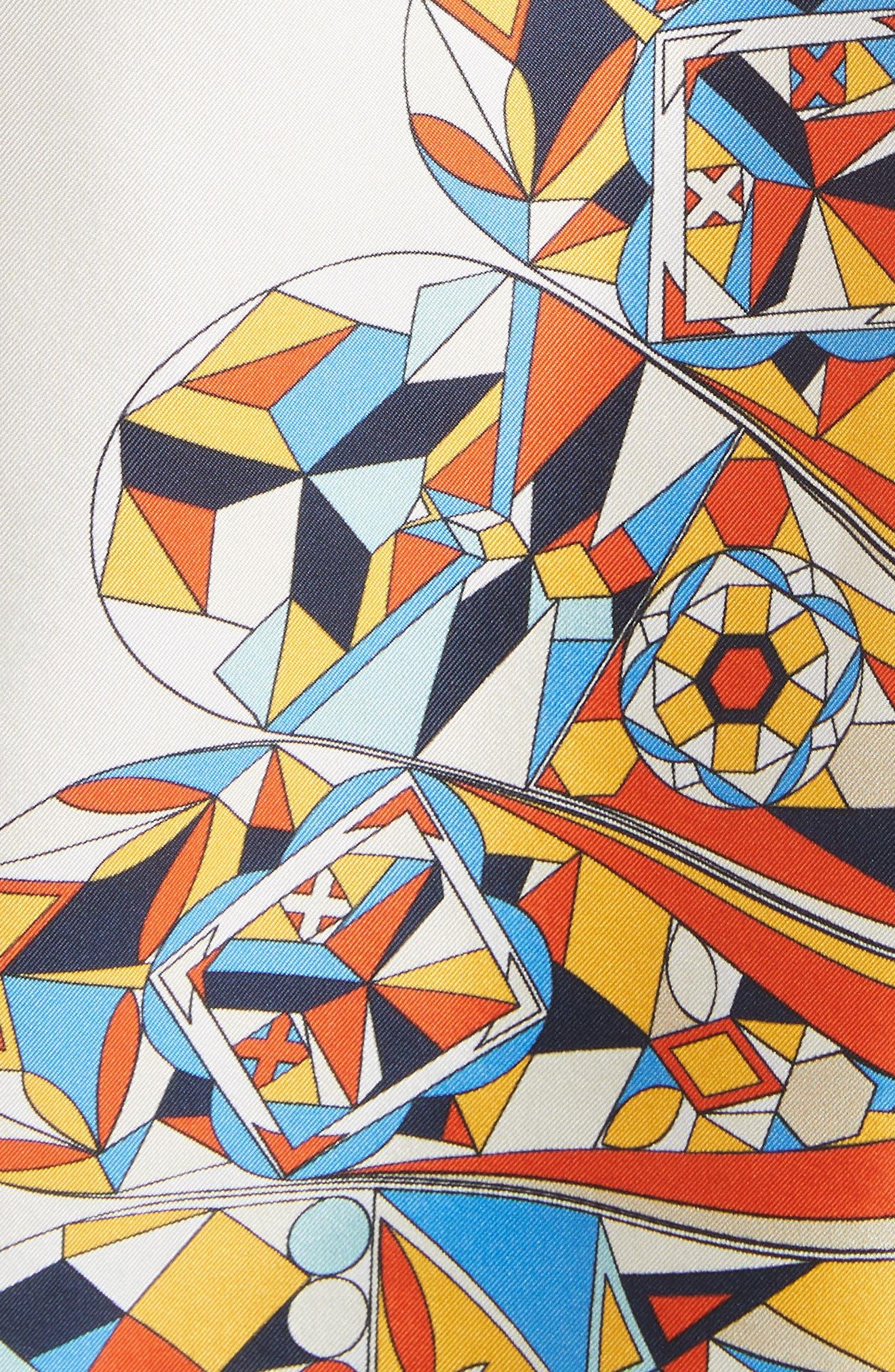 Alyssa Silk Top,                             Alternate thumbnail 5, color,                             106