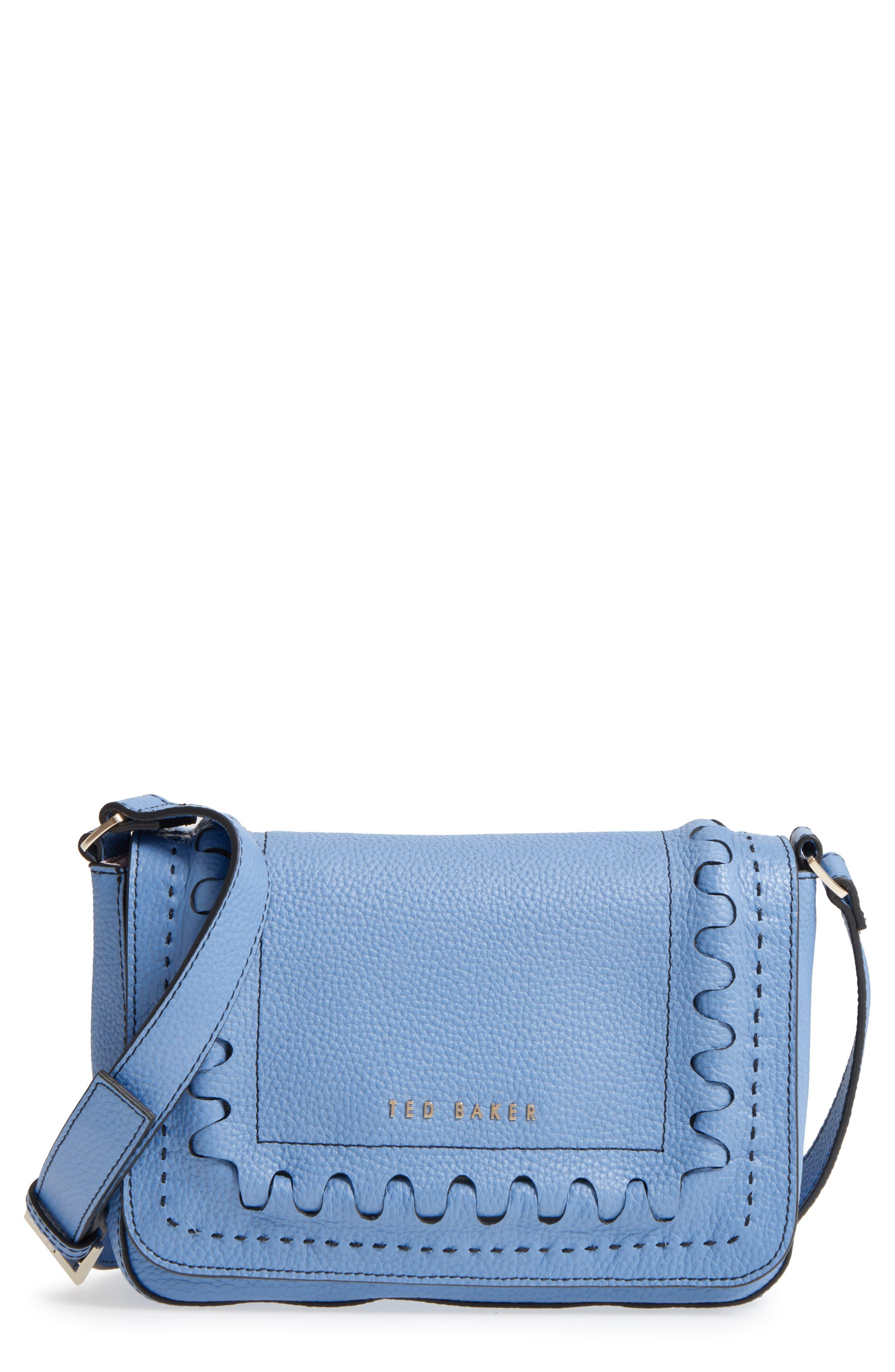 Tippi Leather Crossbody Bag,                             Main thumbnail 2, color,