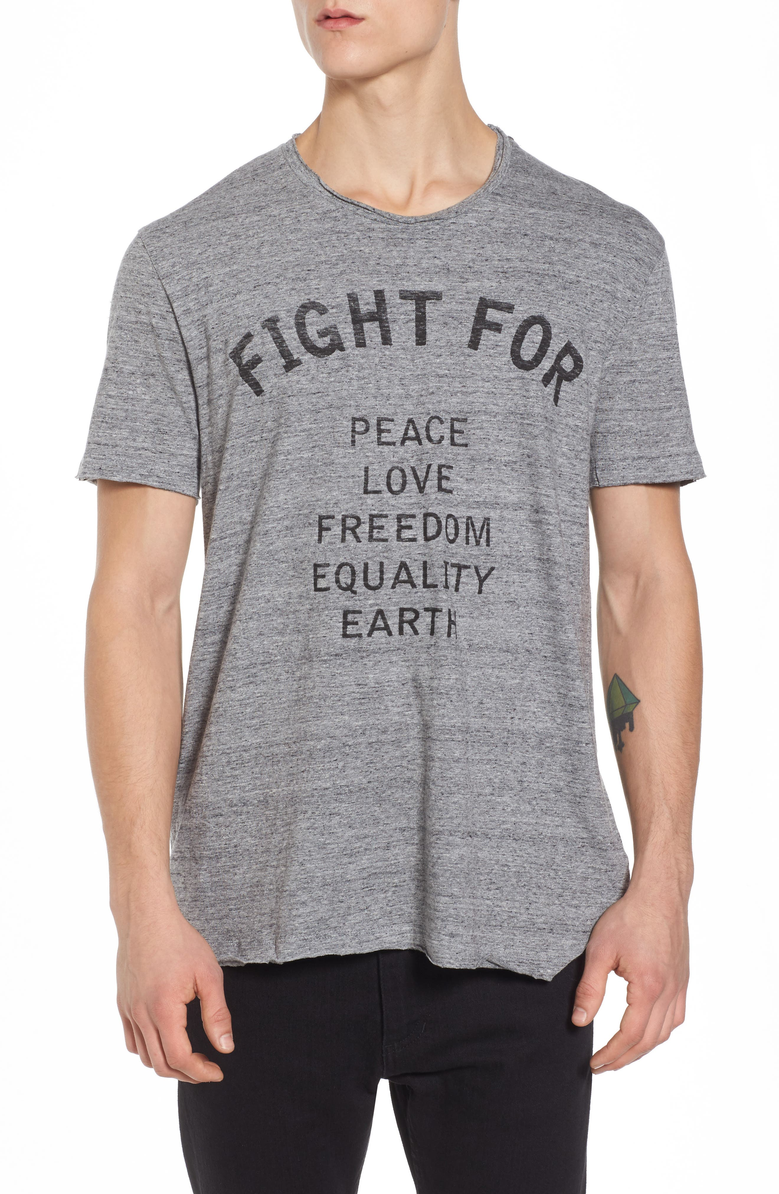 Noght T-Shirt,                             Main thumbnail 2, color,