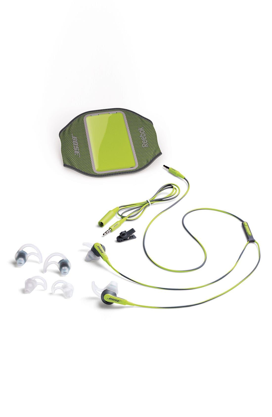 SIE2i Sport Headphones,                             Alternate thumbnail 4, color,                             300