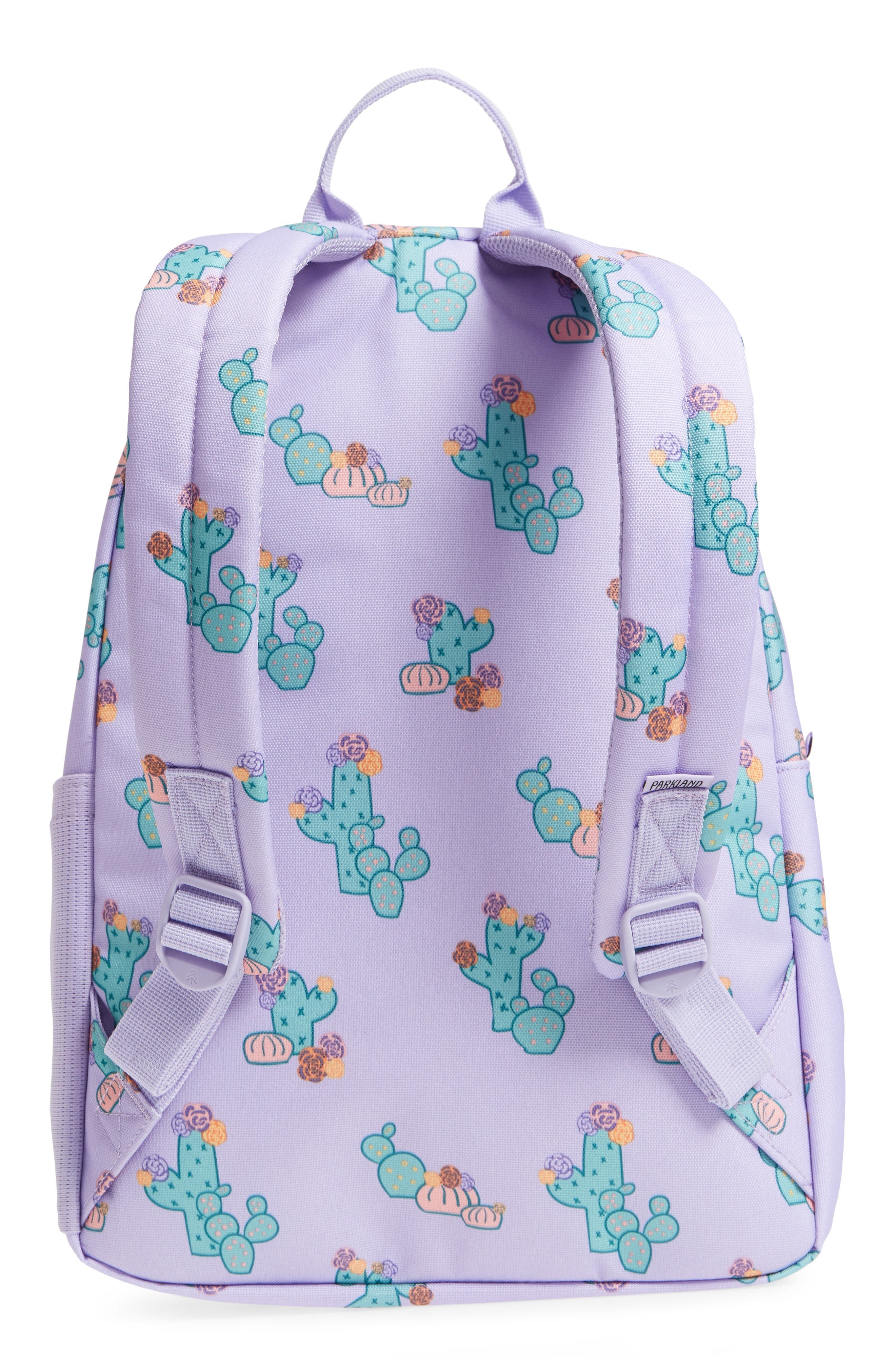 Bayside Cactus Flower Backpack,                             Alternate thumbnail 2, color,                             533