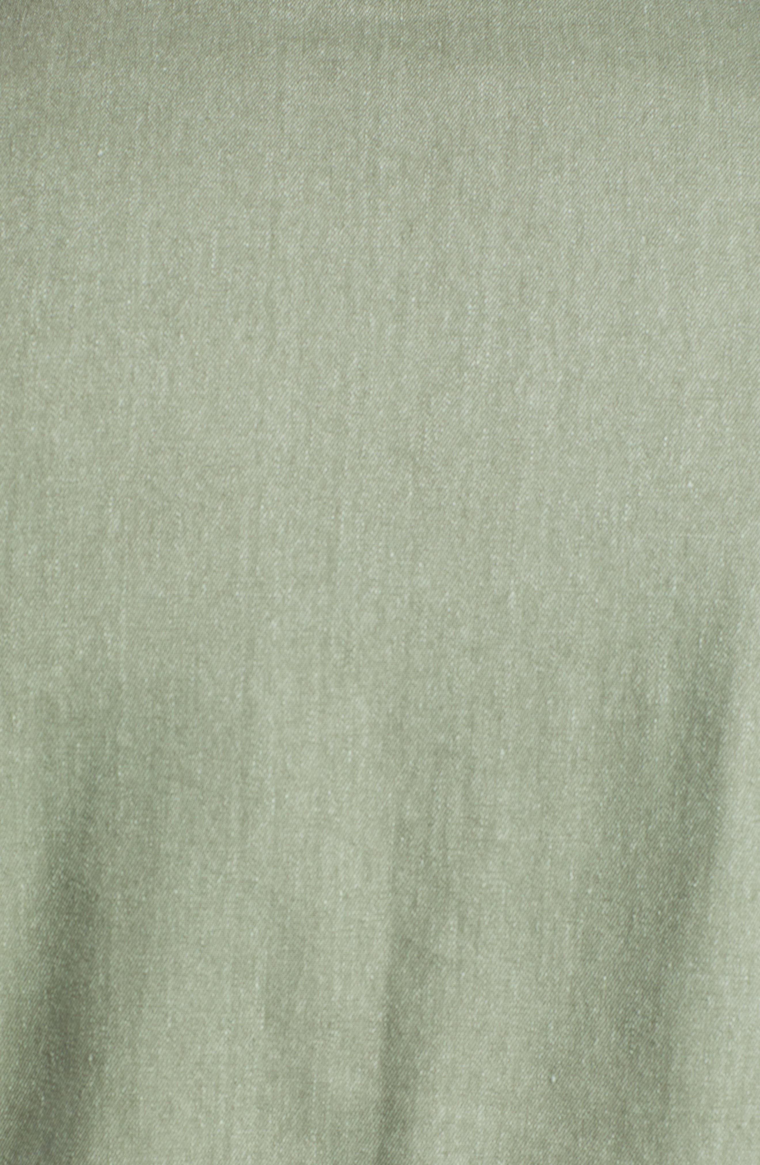 Vintage M-65 Jacket,                             Alternate thumbnail 6, color,                             OLIVE