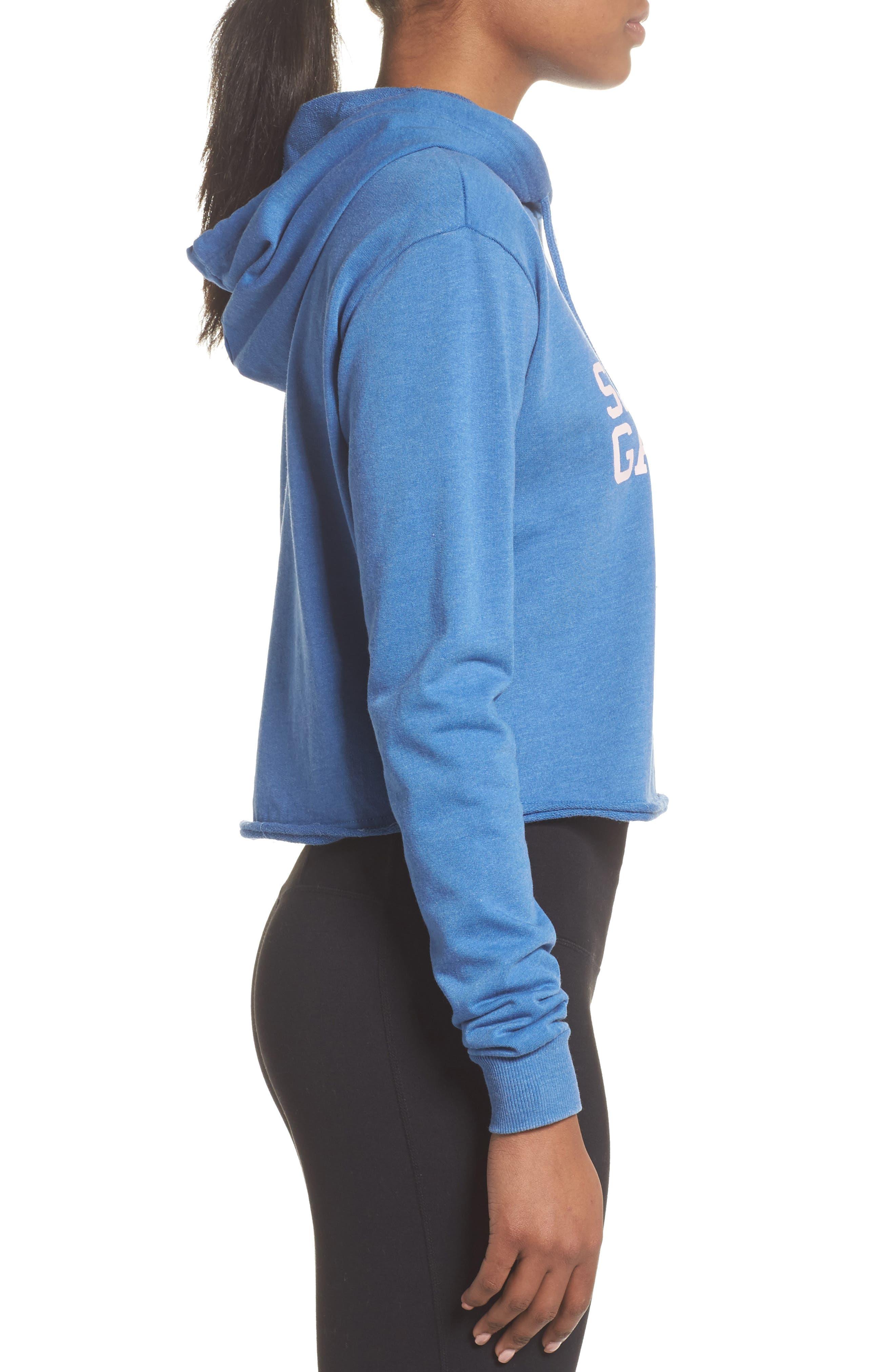 Varsity Hoodie Sweatshirt,                             Alternate thumbnail 3, color,                             400