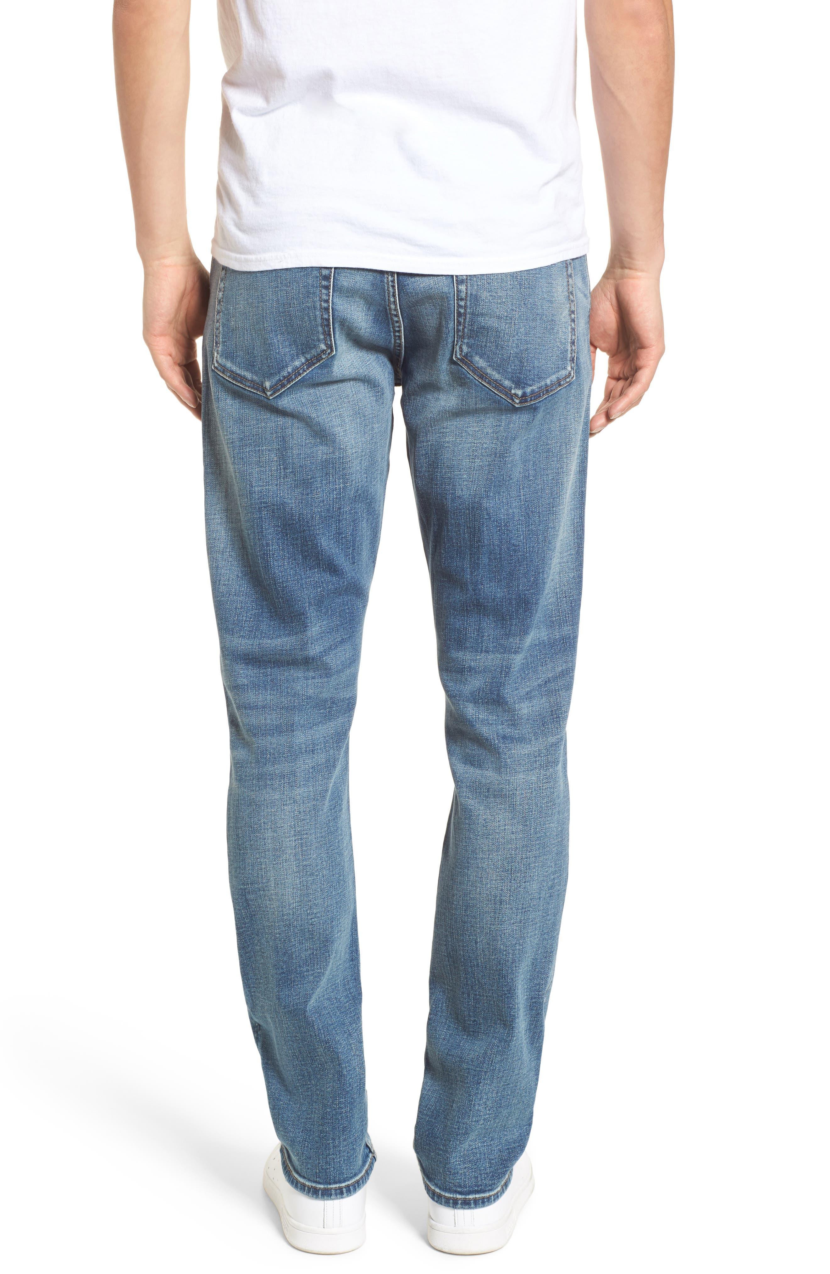 Wooster Slim Fit Jeans,                             Alternate thumbnail 2, color,                             400