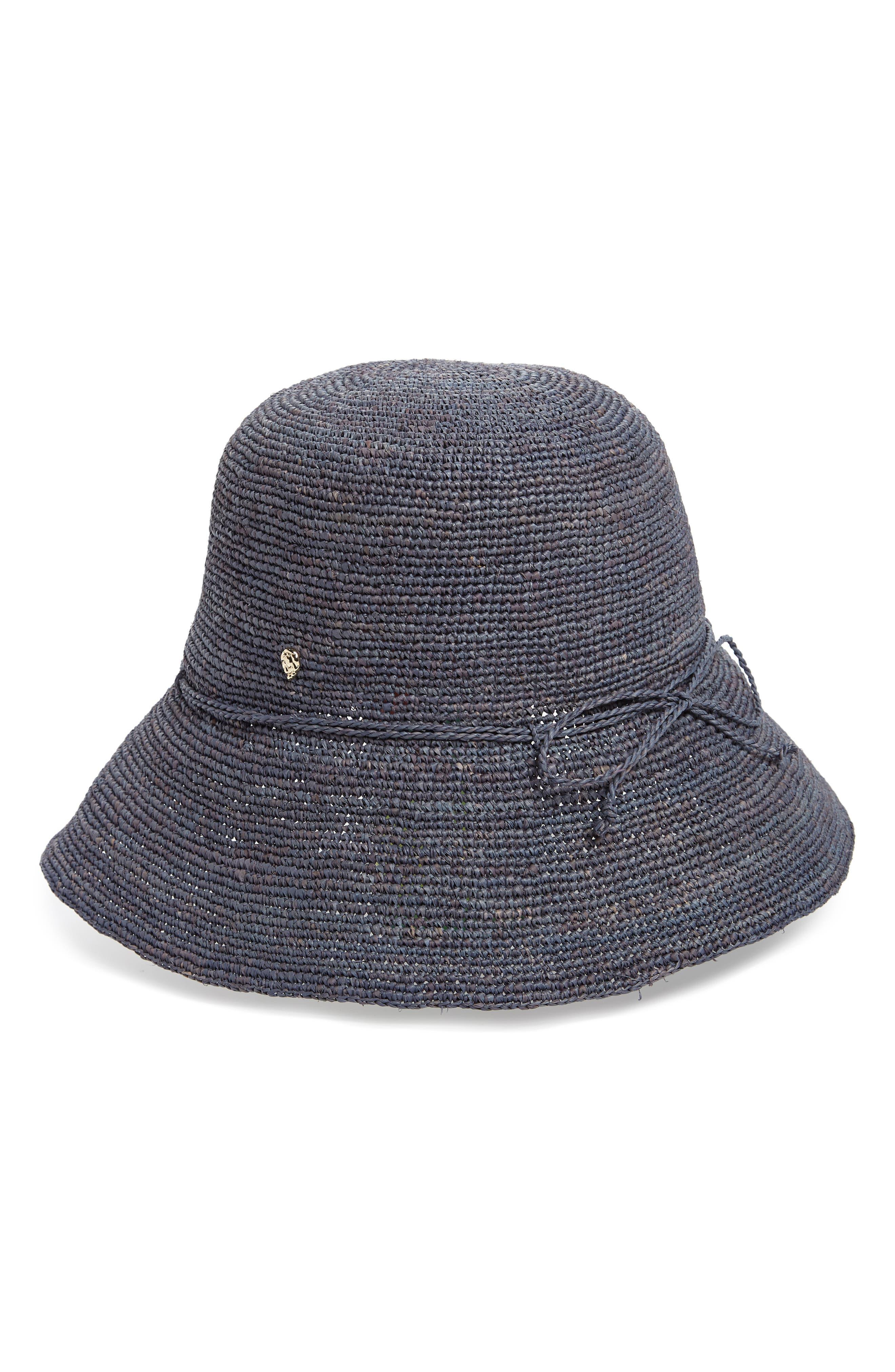 '9 Villa' Raffia Straw Hat,                             Main thumbnail 1, color,                             400