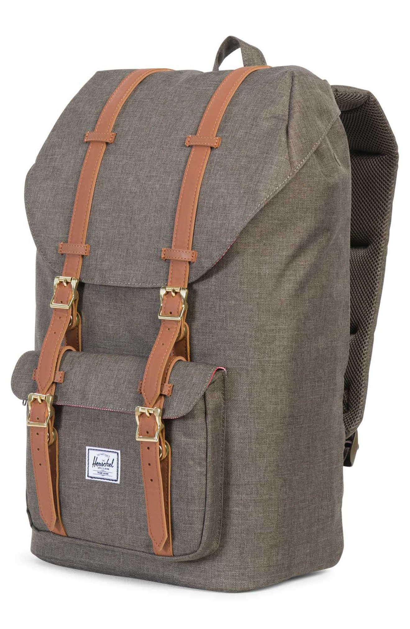 Little America Crosshatch Backpack,                             Alternate thumbnail 2, color,                             218