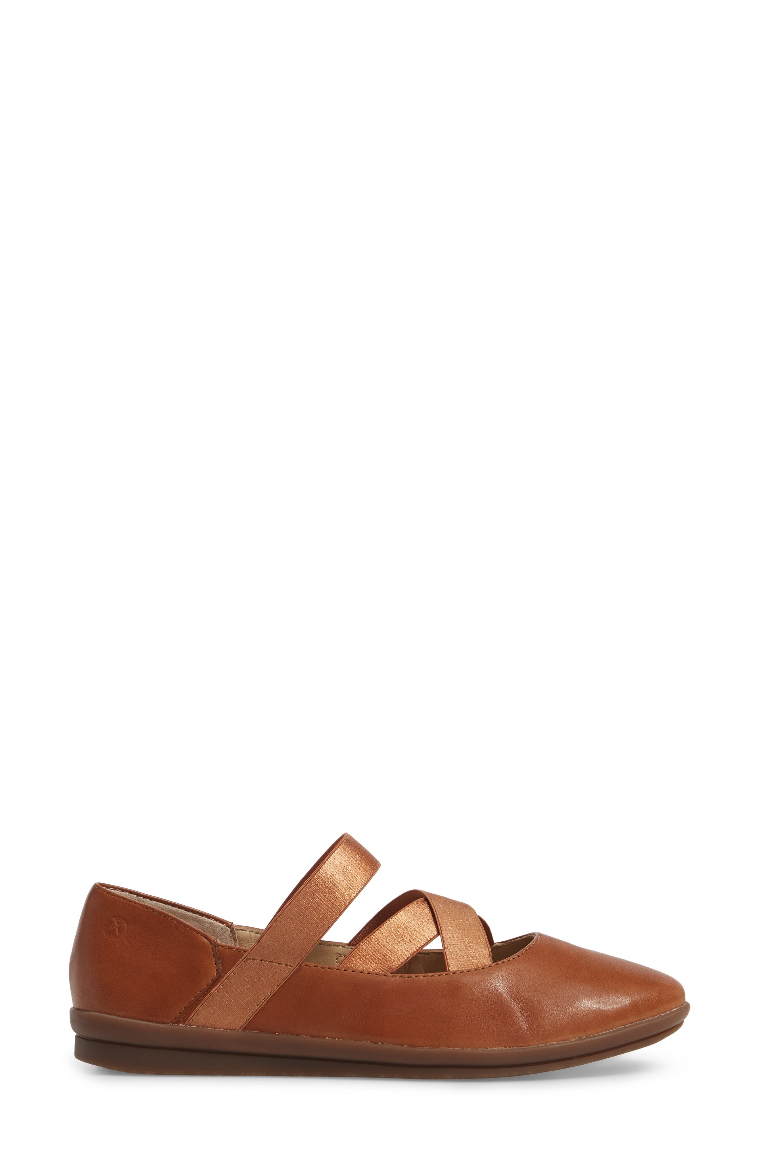 Meree Madrine Cross Strap Flat,                             Alternate thumbnail 11, color,