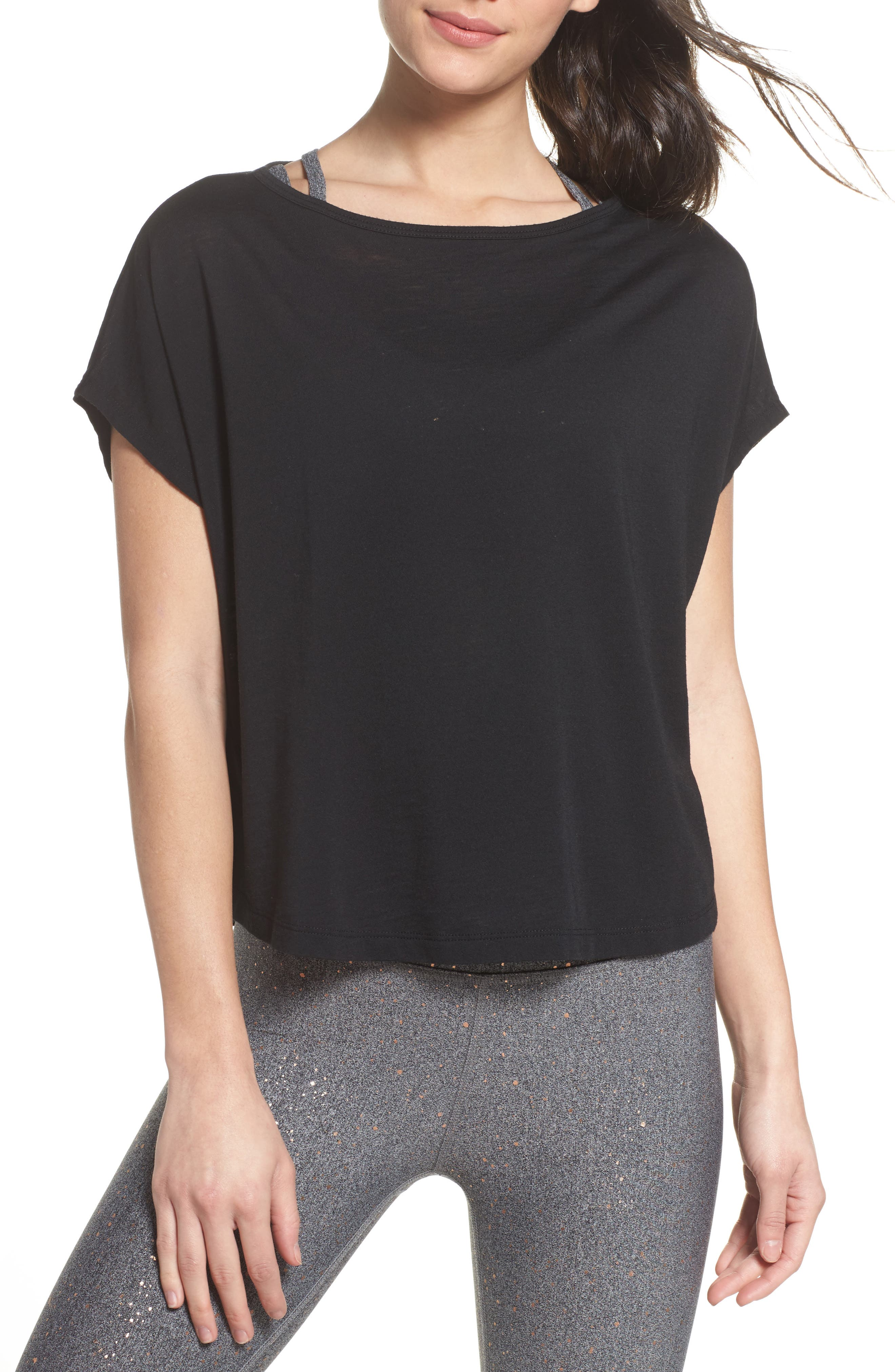 Perfect Layer Tee,                         Main,                         color, 001