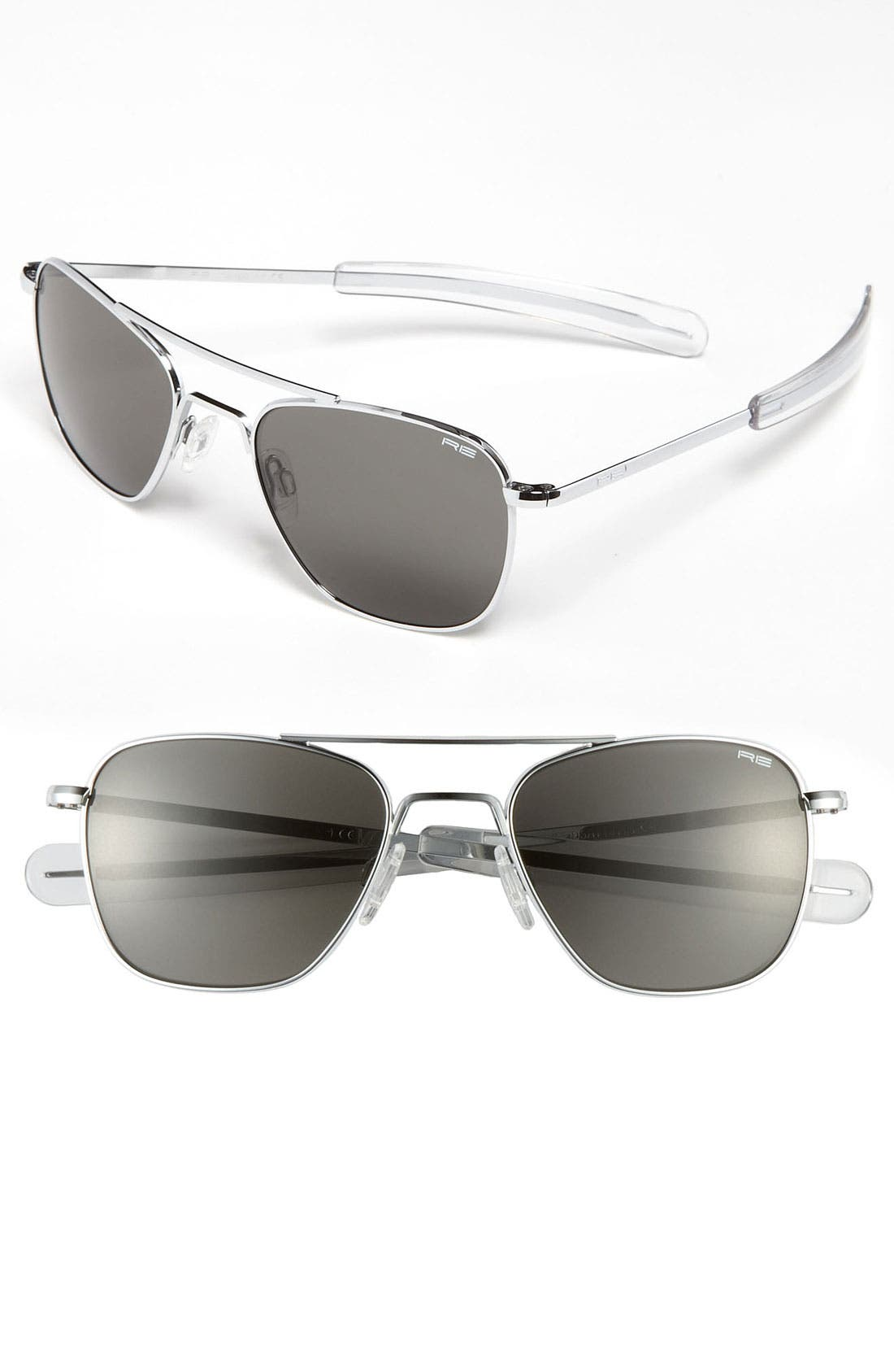'Bayonet' 52mm Sunglasses,                             Main thumbnail 1, color,                             040