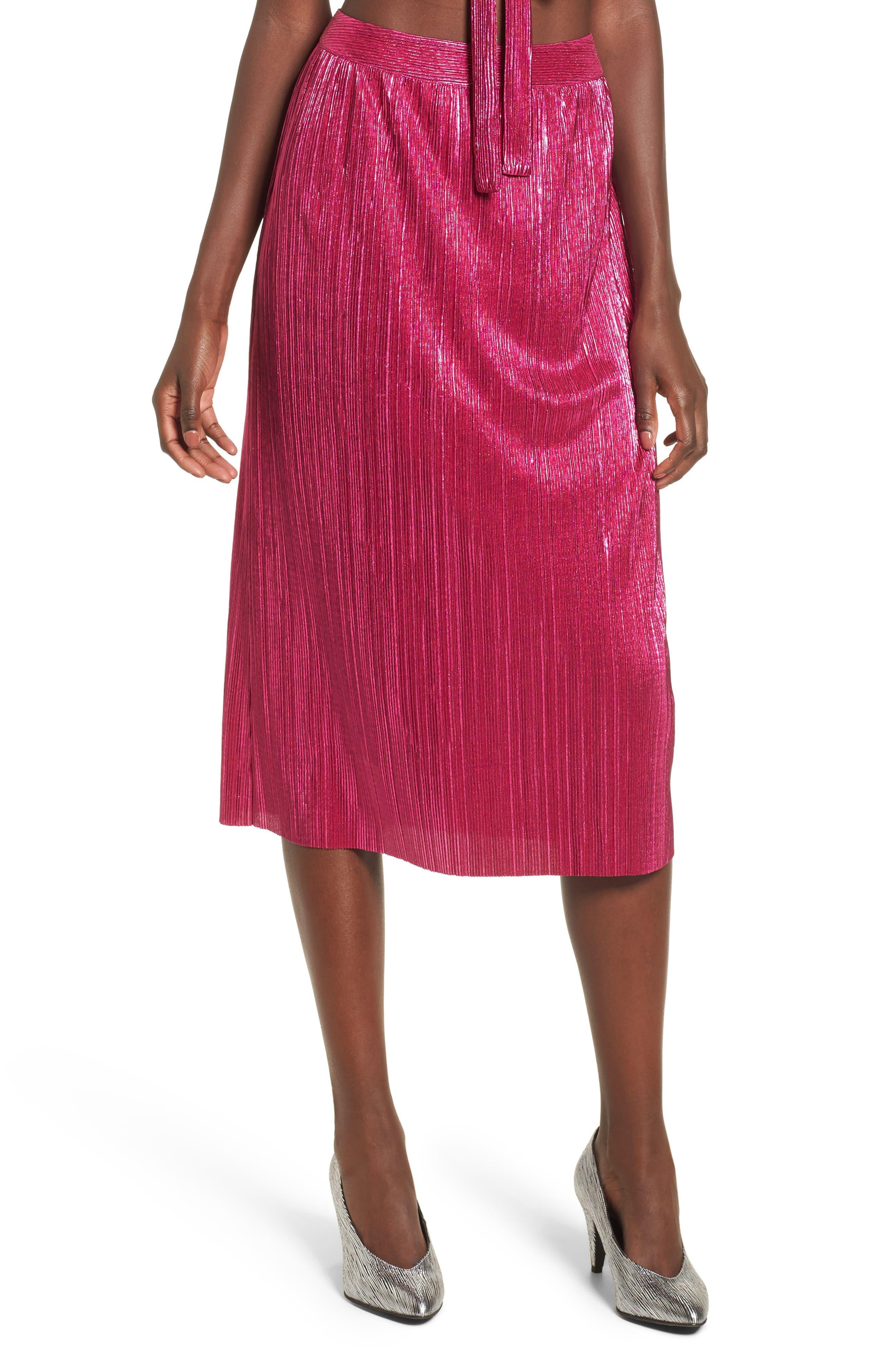 Marion Midi Skirt,                             Main thumbnail 1, color,                             650