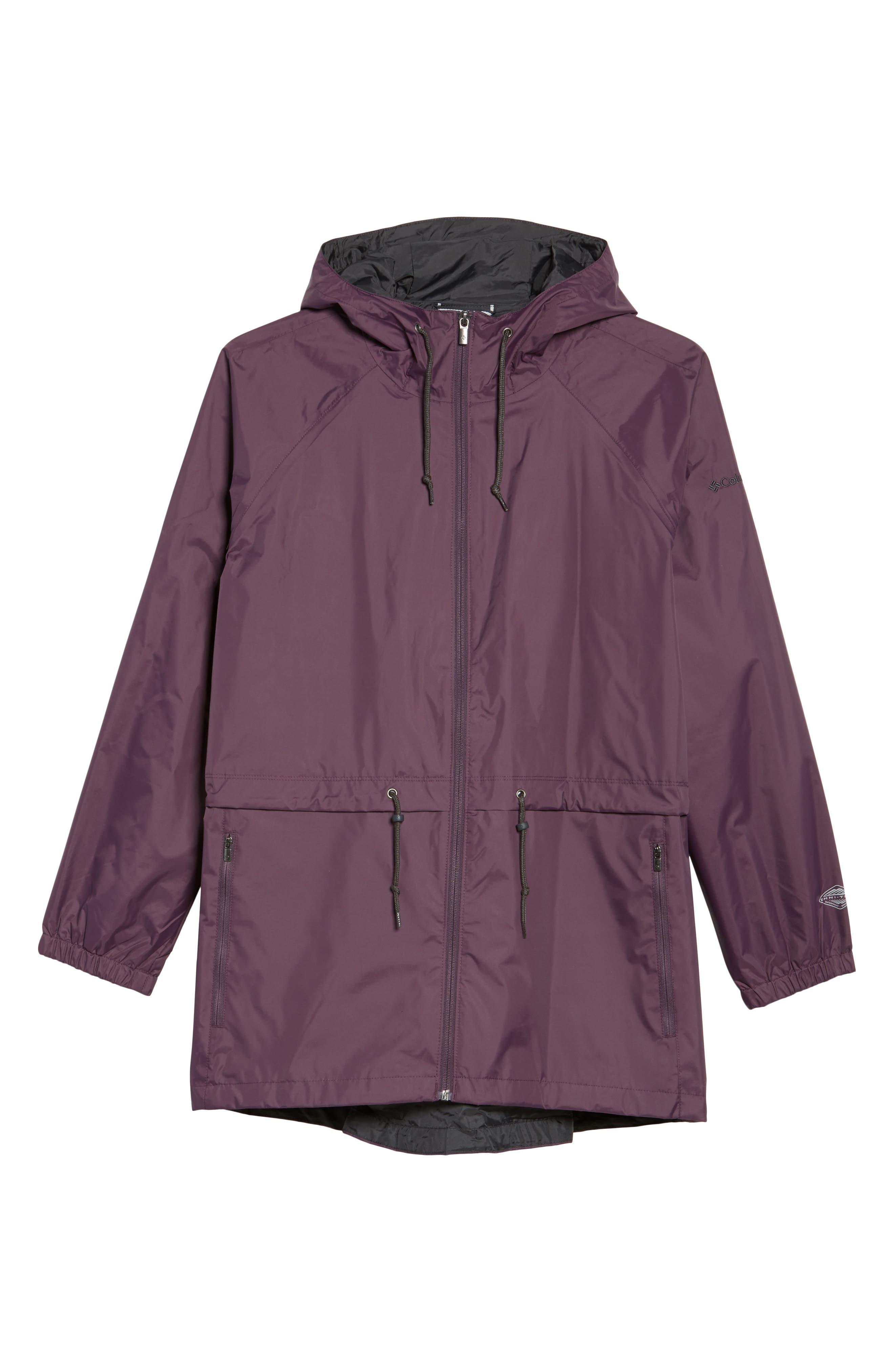 'Arcadia' Hooded Waterproof Casual Jacket,                             Alternate thumbnail 39, color,