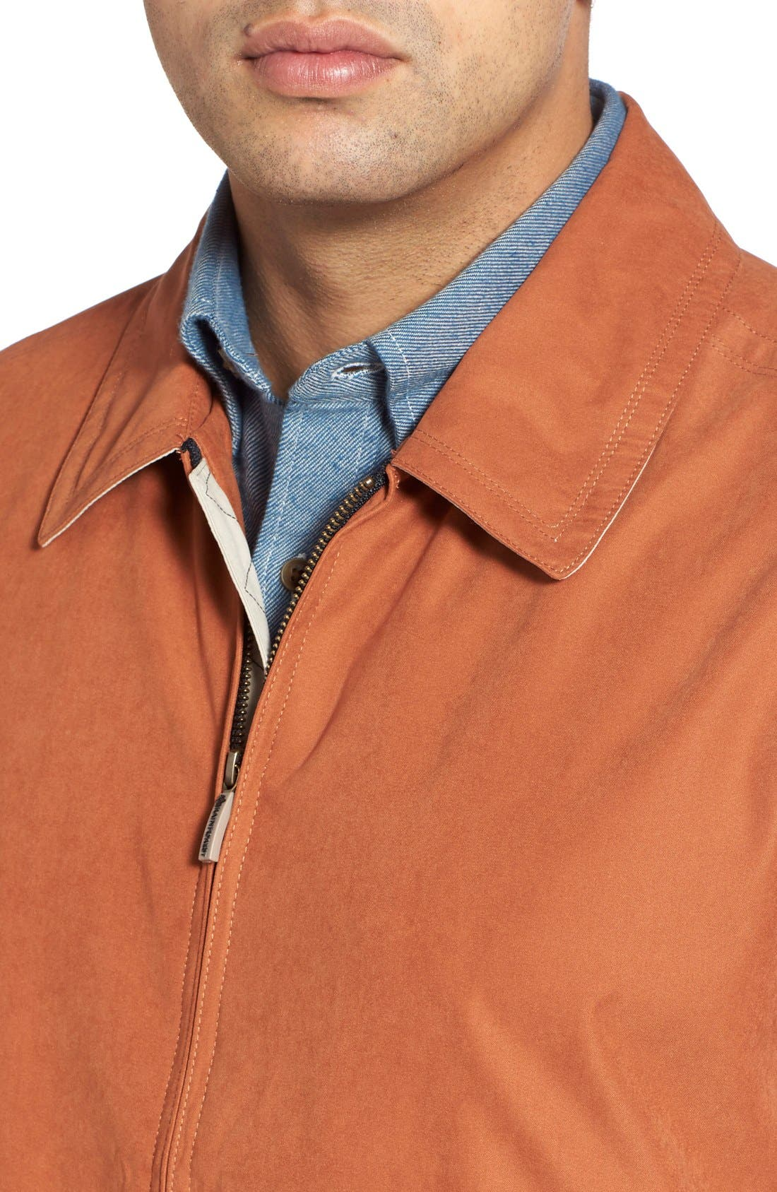 'Microseta' Lightweight Golf Jacket,                             Alternate thumbnail 31, color,