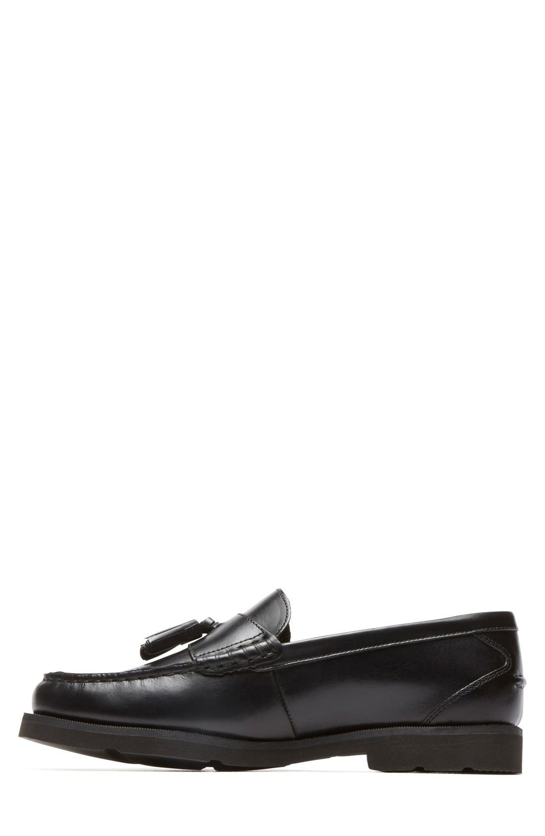 ROCKPORT,                             Modern Prep Tassel Loafer,                             Alternate thumbnail 2, color,                             001