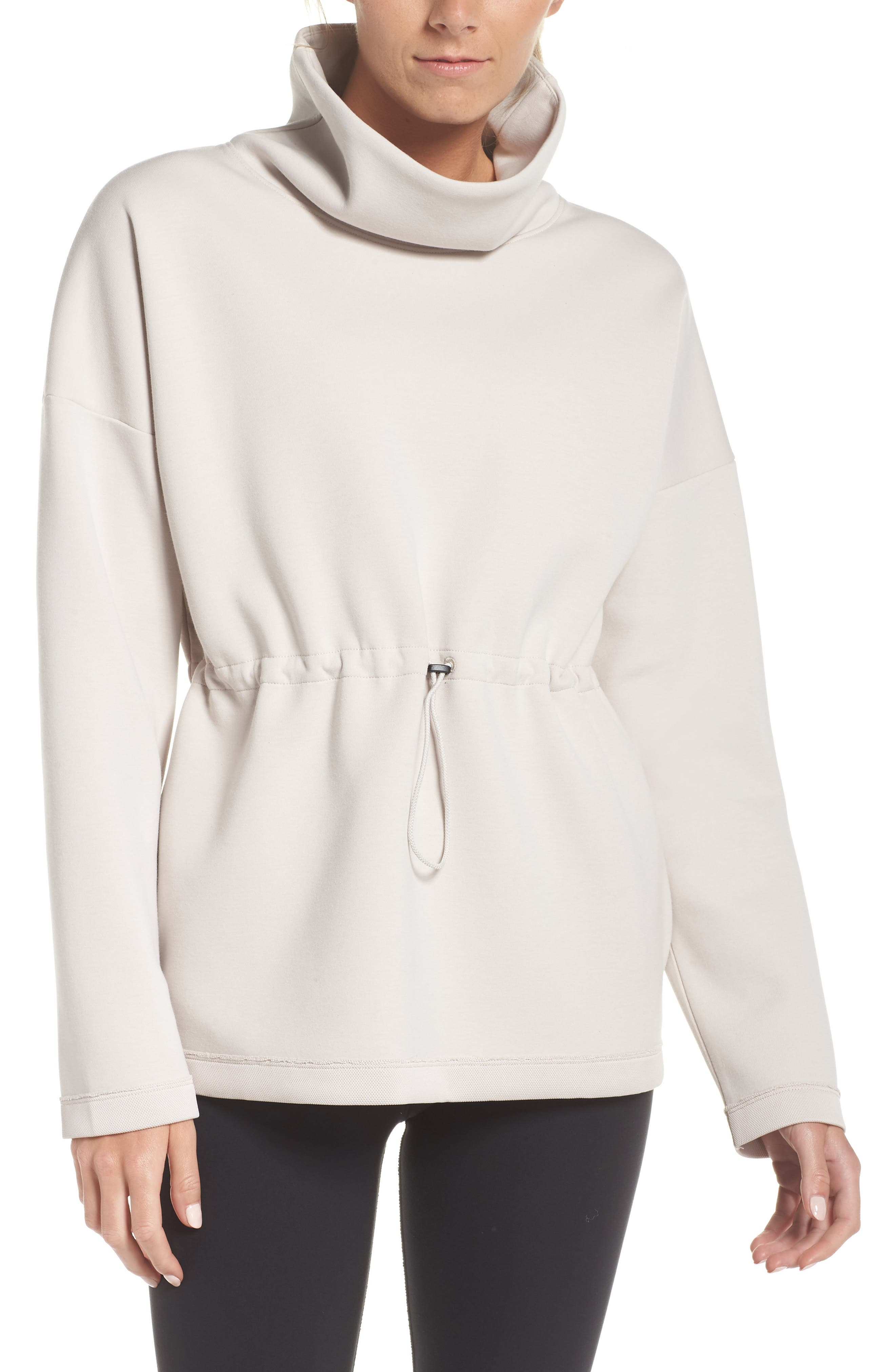 NIKE,                             Dry Therma Flex Pullover,                             Main thumbnail 1, color,                             250