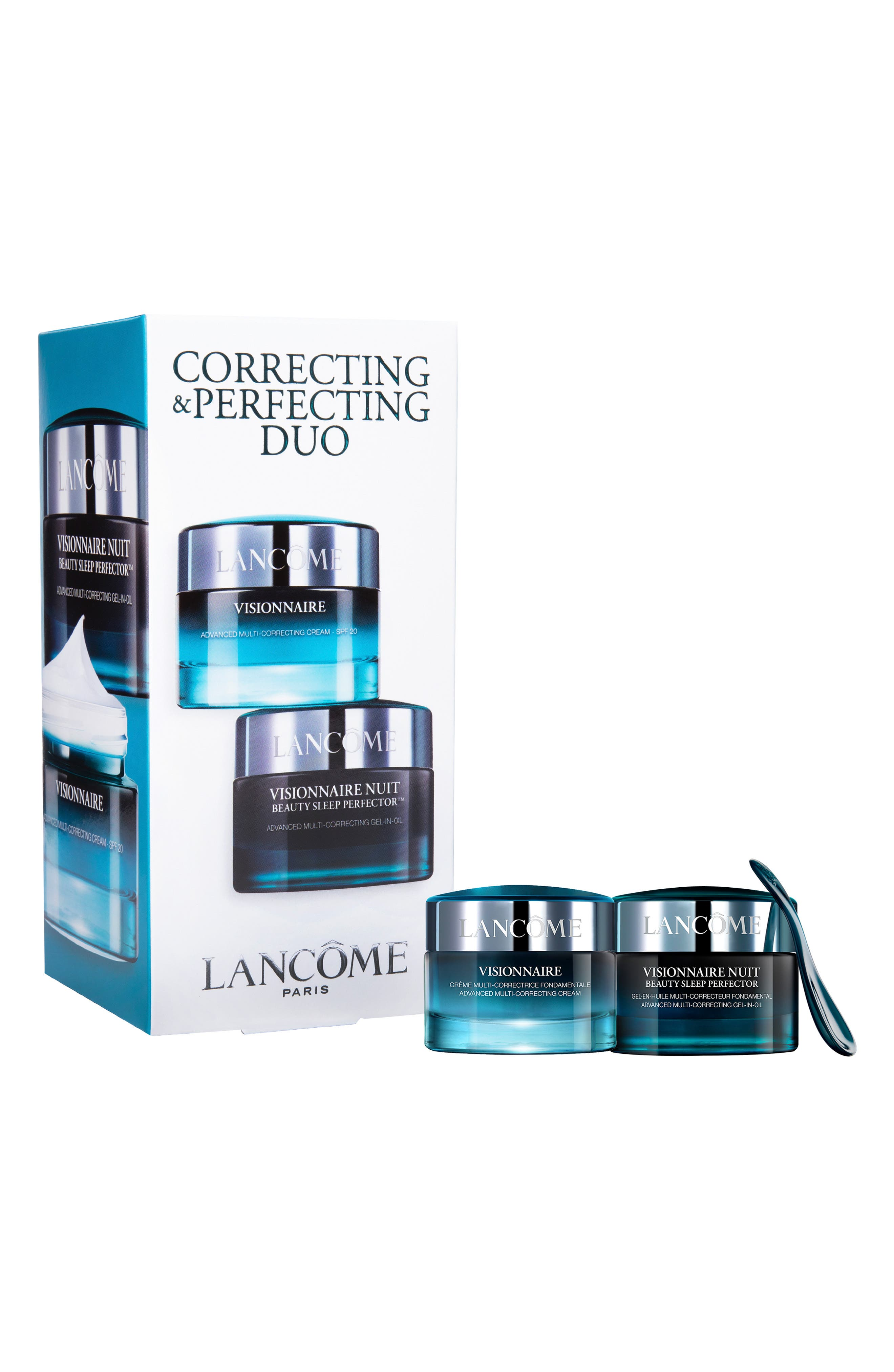 Lancome Visionnaire Correcting And Protecting Duo