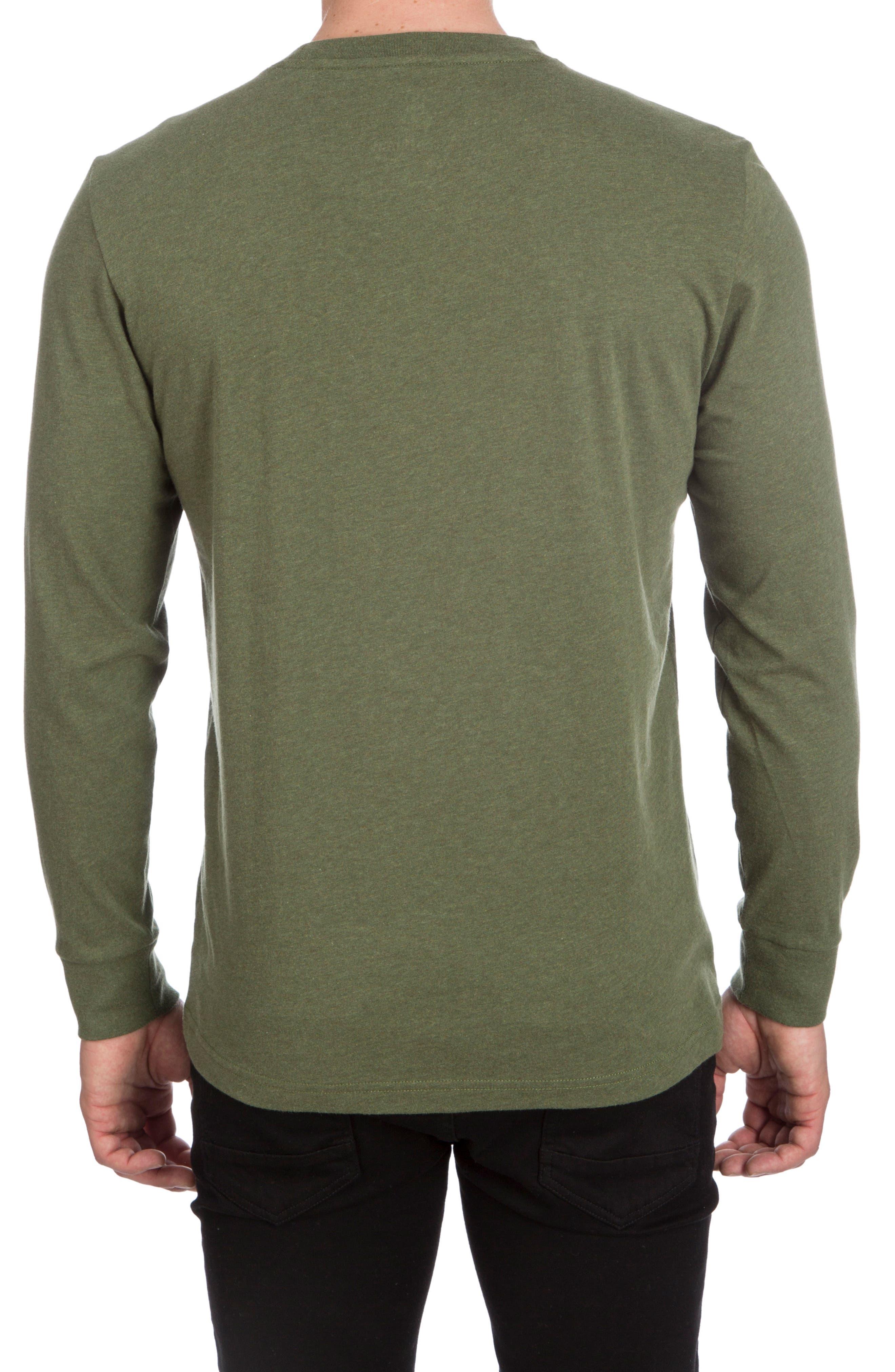 Long Sleeve T-Shirt,                             Alternate thumbnail 6, color,
