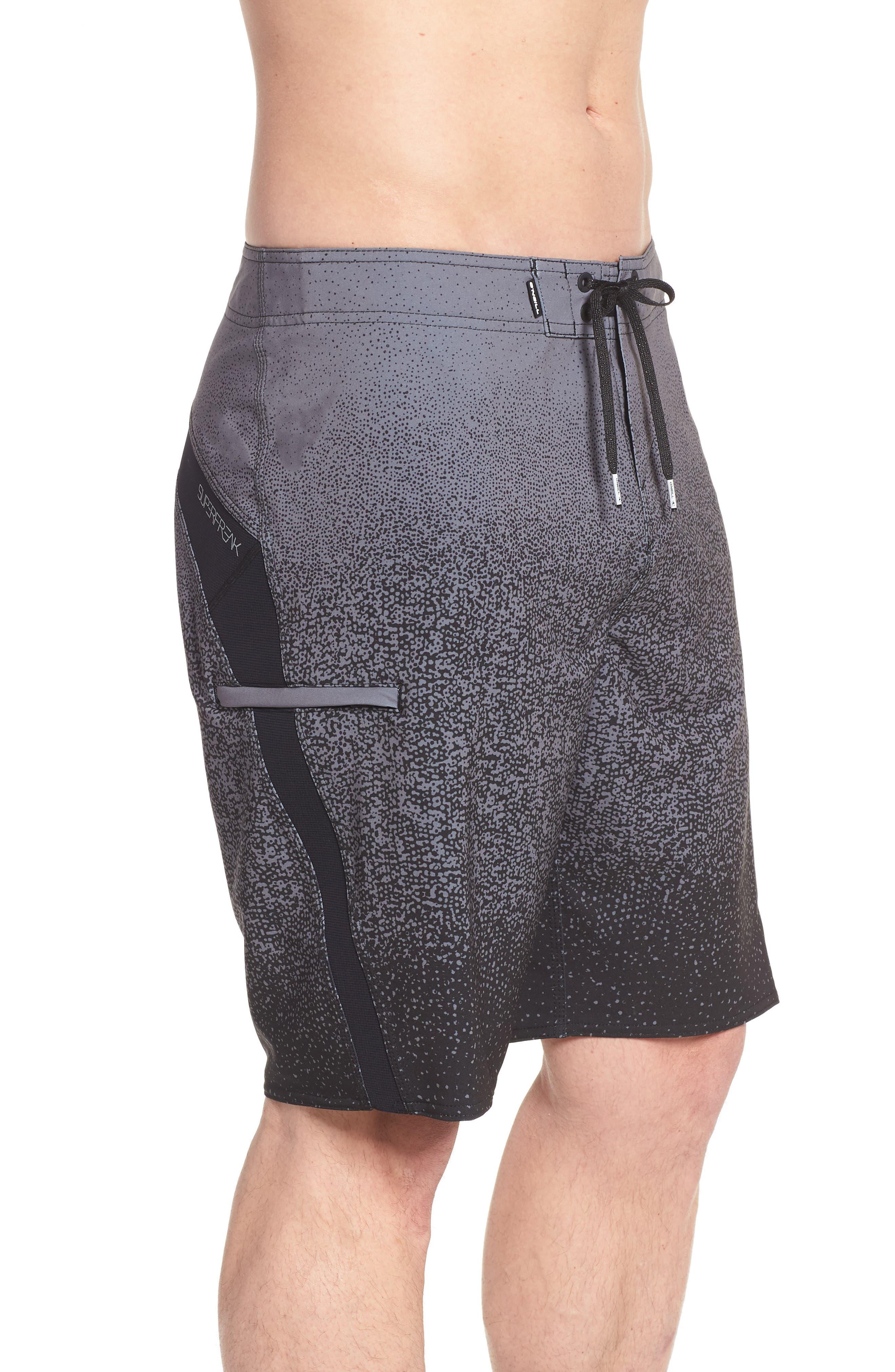 Superfreak Doppler Board Shorts,                             Alternate thumbnail 5, color,
