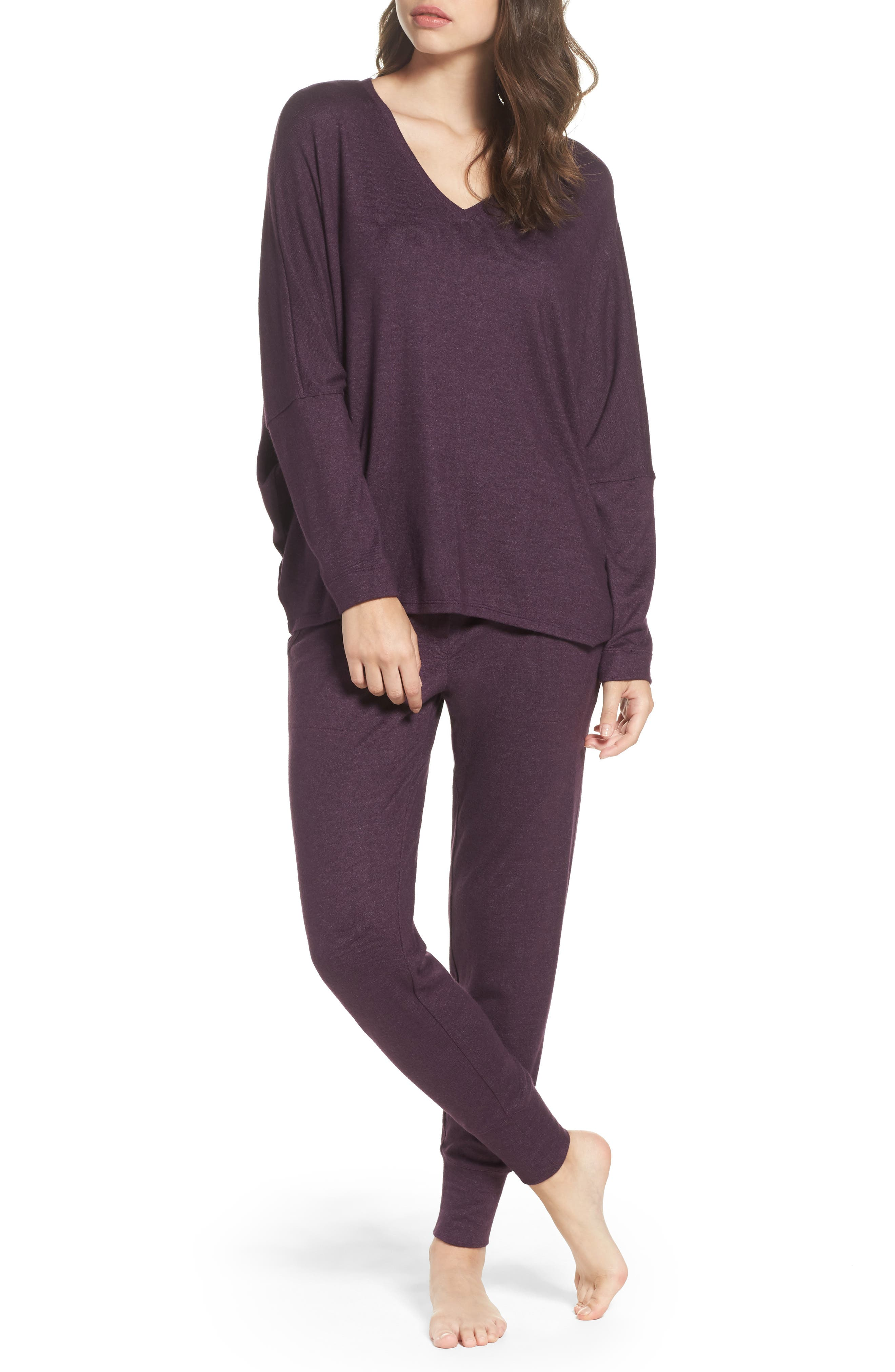 Retreat Sweater Knit Pants,                             Alternate thumbnail 21, color,