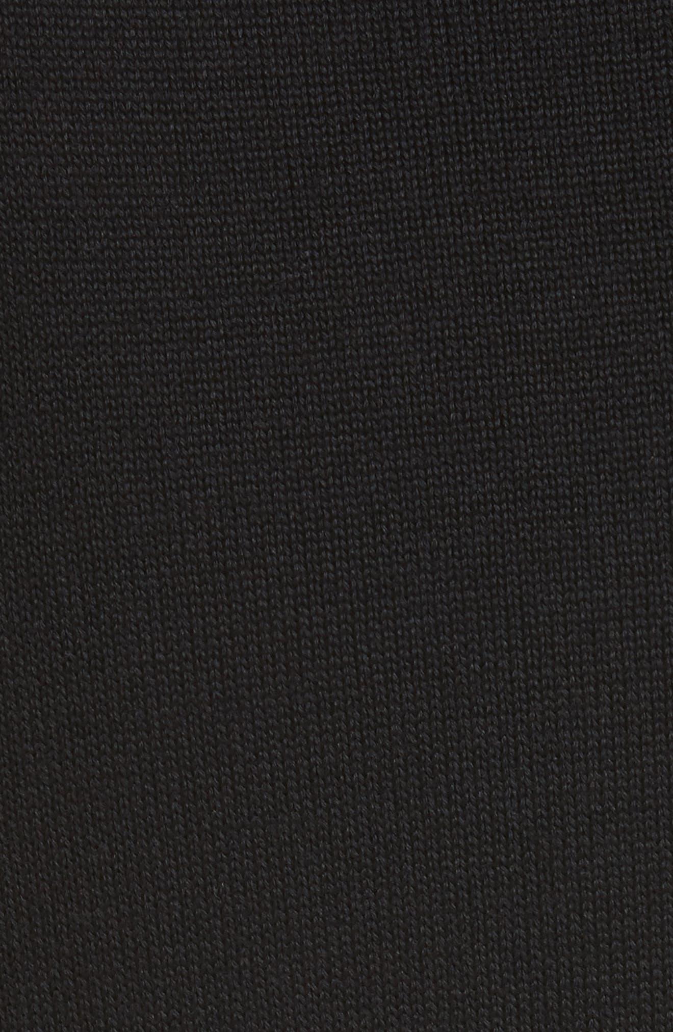 Knit Sleeveless Top,                             Alternate thumbnail 5, color,                             003