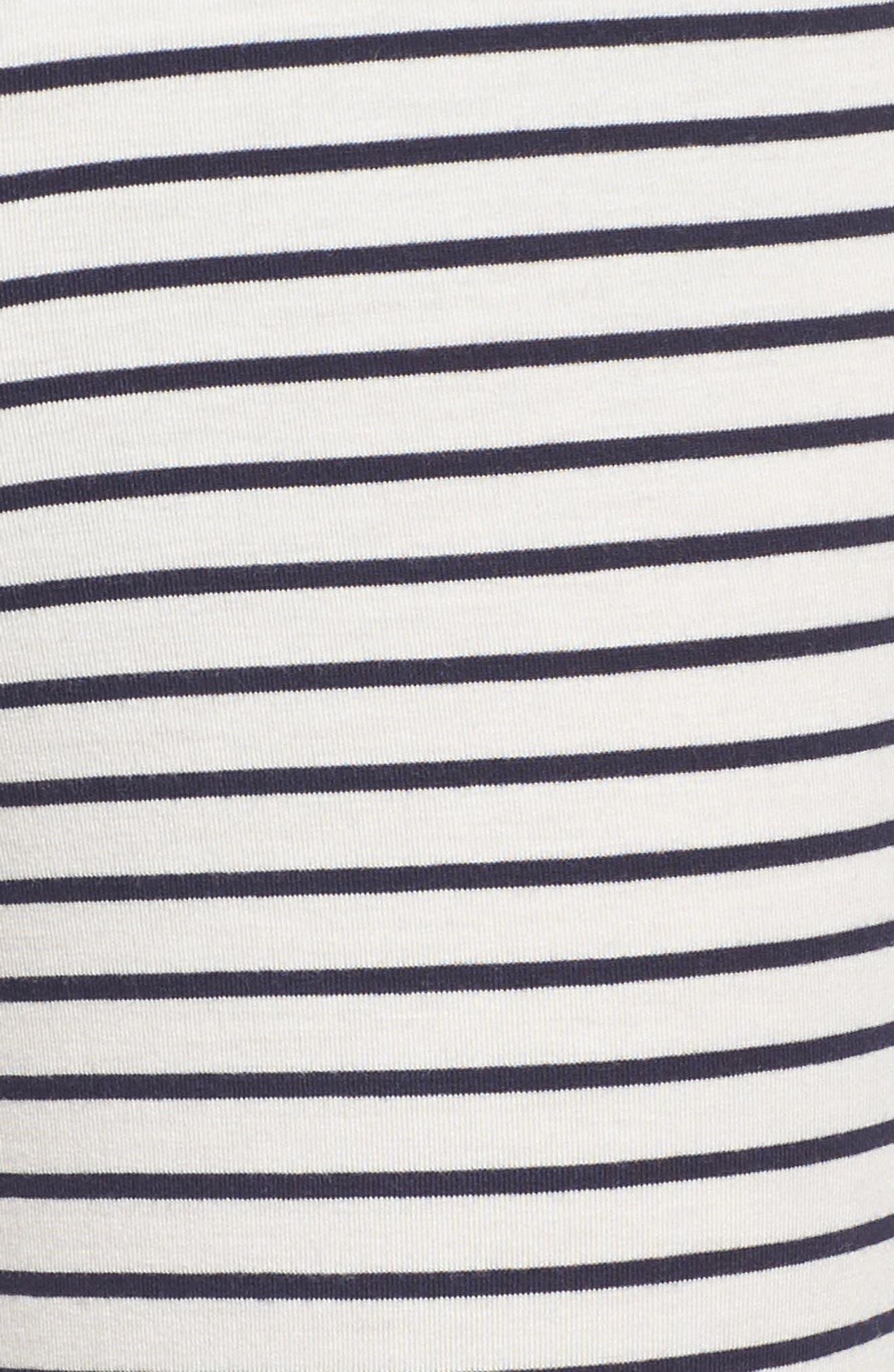 Stripe Pajama Pants,                             Alternate thumbnail 5, color,                             900