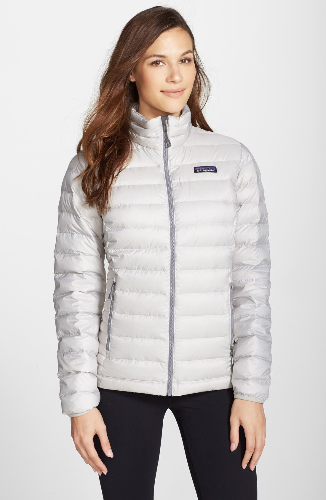 Patagonia Down Jacket, Grey